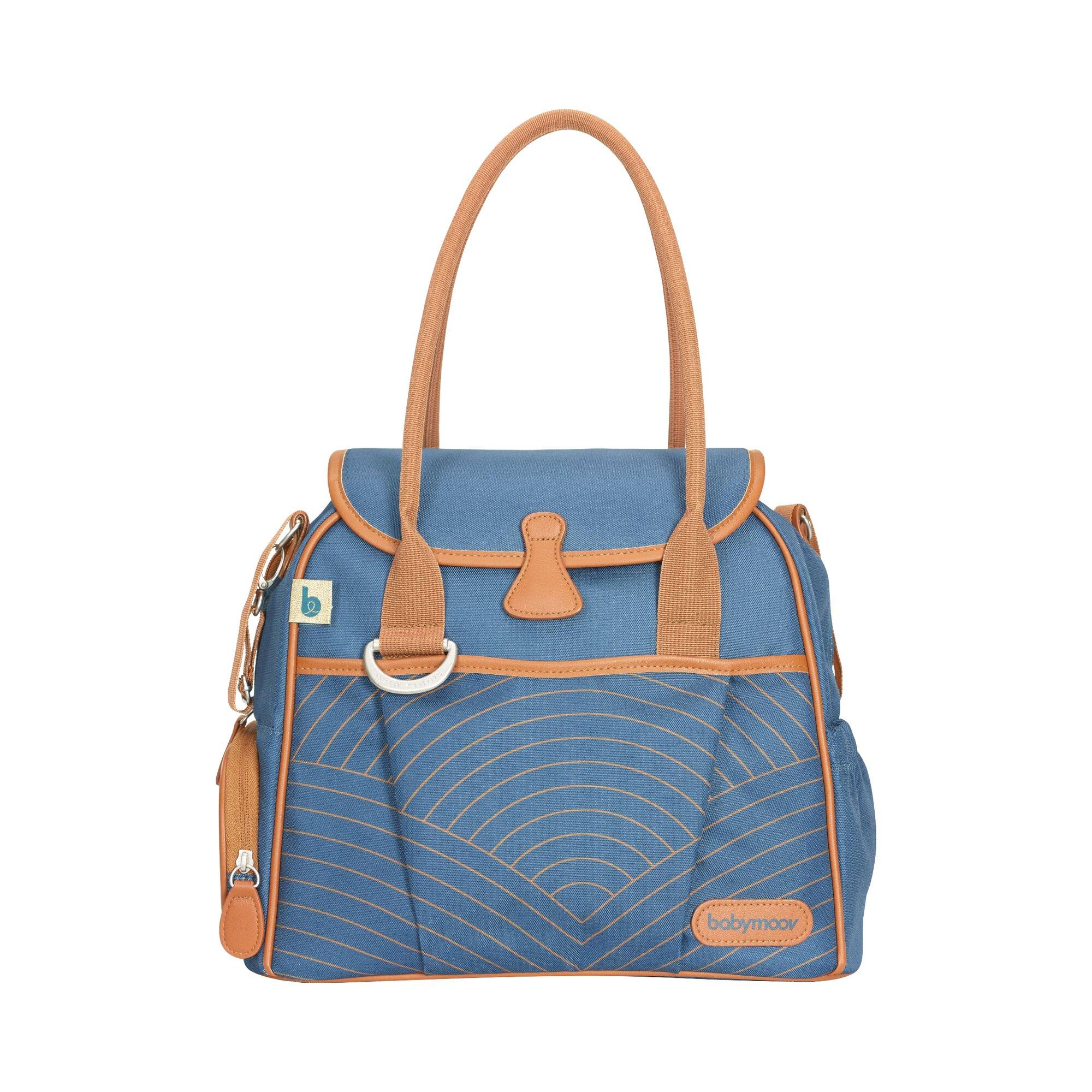 Babymoov Wickeltasche Style Bag blau