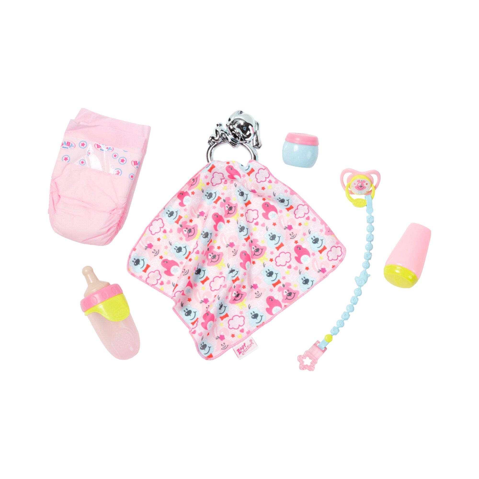 Baby Born Puppen-Accessoires-Set