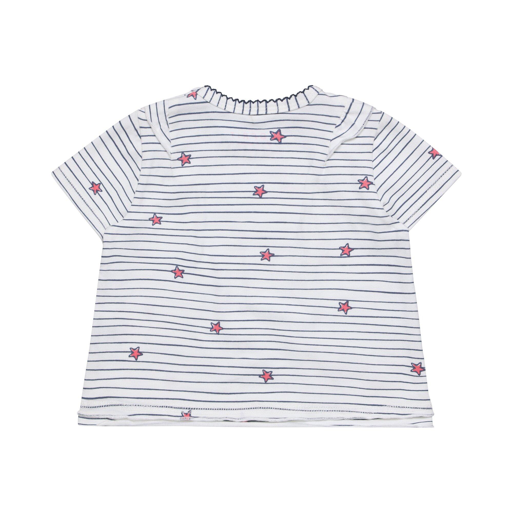 esprit-t-shirt-ringel-volant