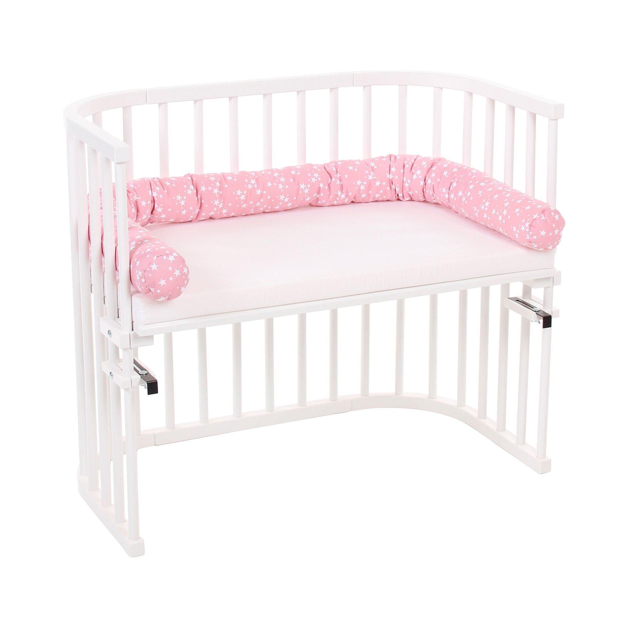 babybay-nestchenschlange-pique-180-cm-rosa