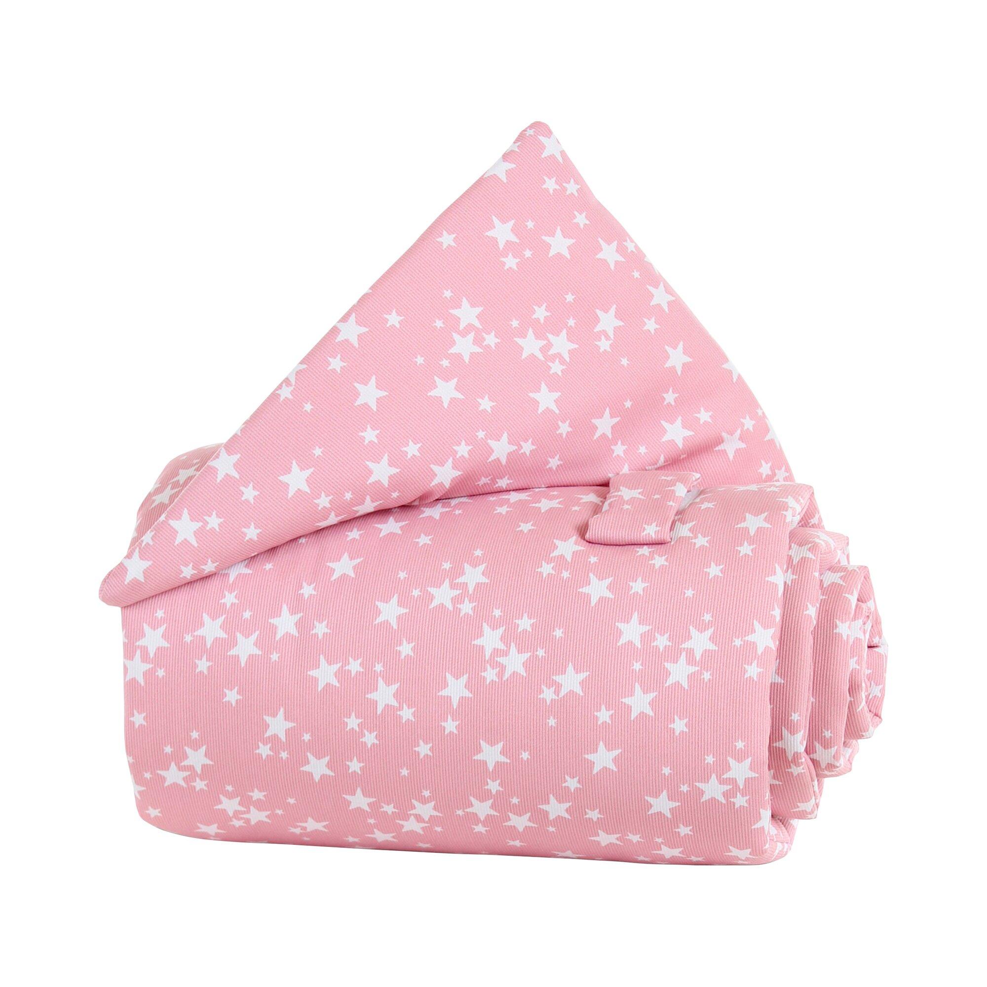 Babybay® Nestchen Piqué für Trend rosa