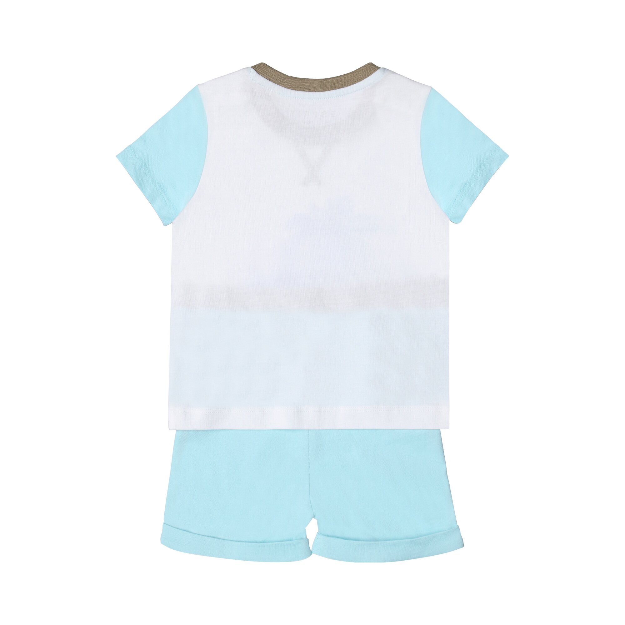 esprit-2-tlg-set-t-shirt-und-shorts-palmen