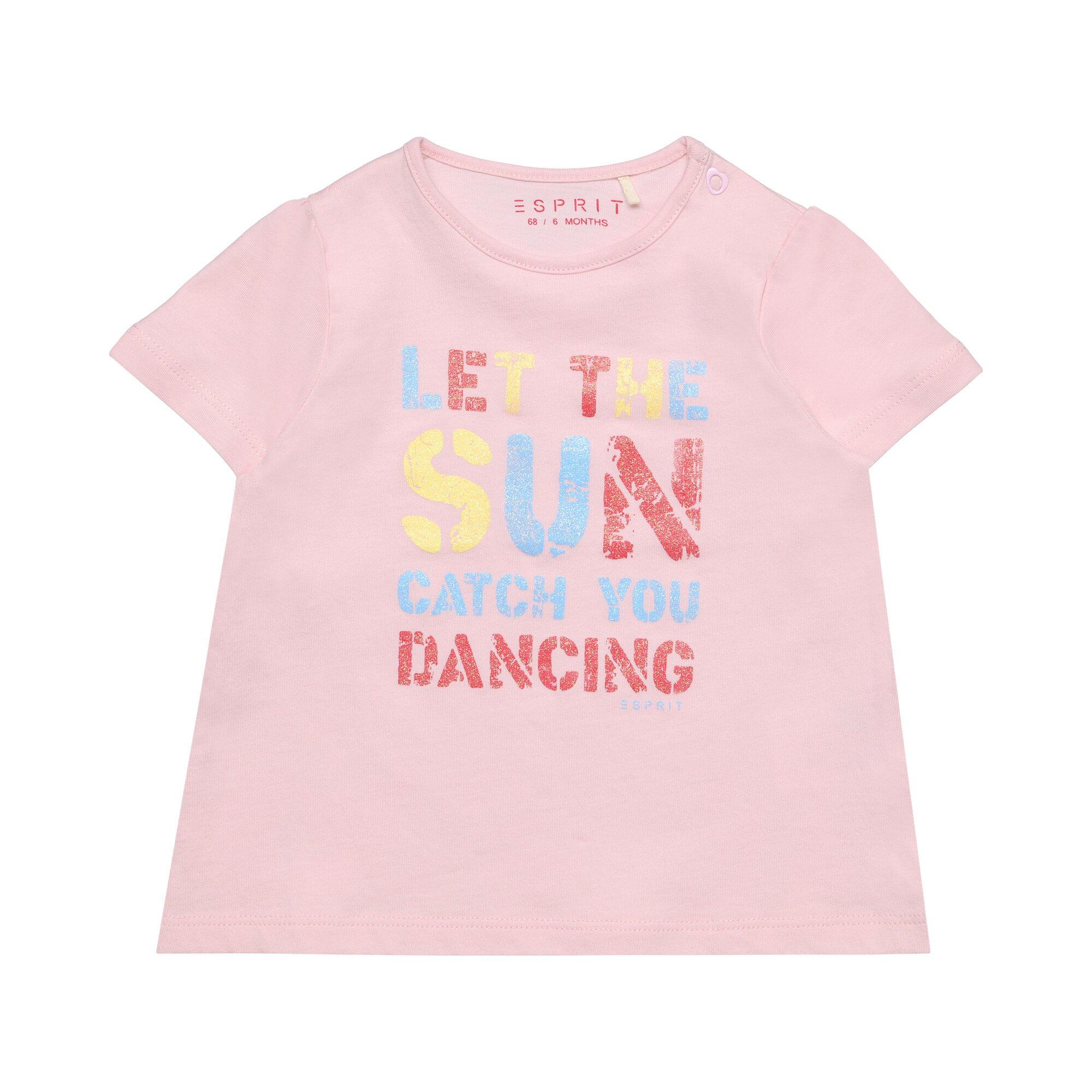 Esprit T-Shirt Let the sun