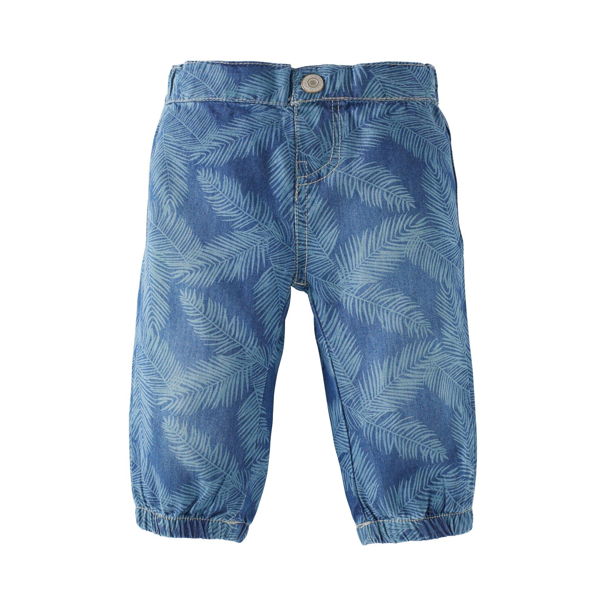 Esprit Jeans mit Feder-Print