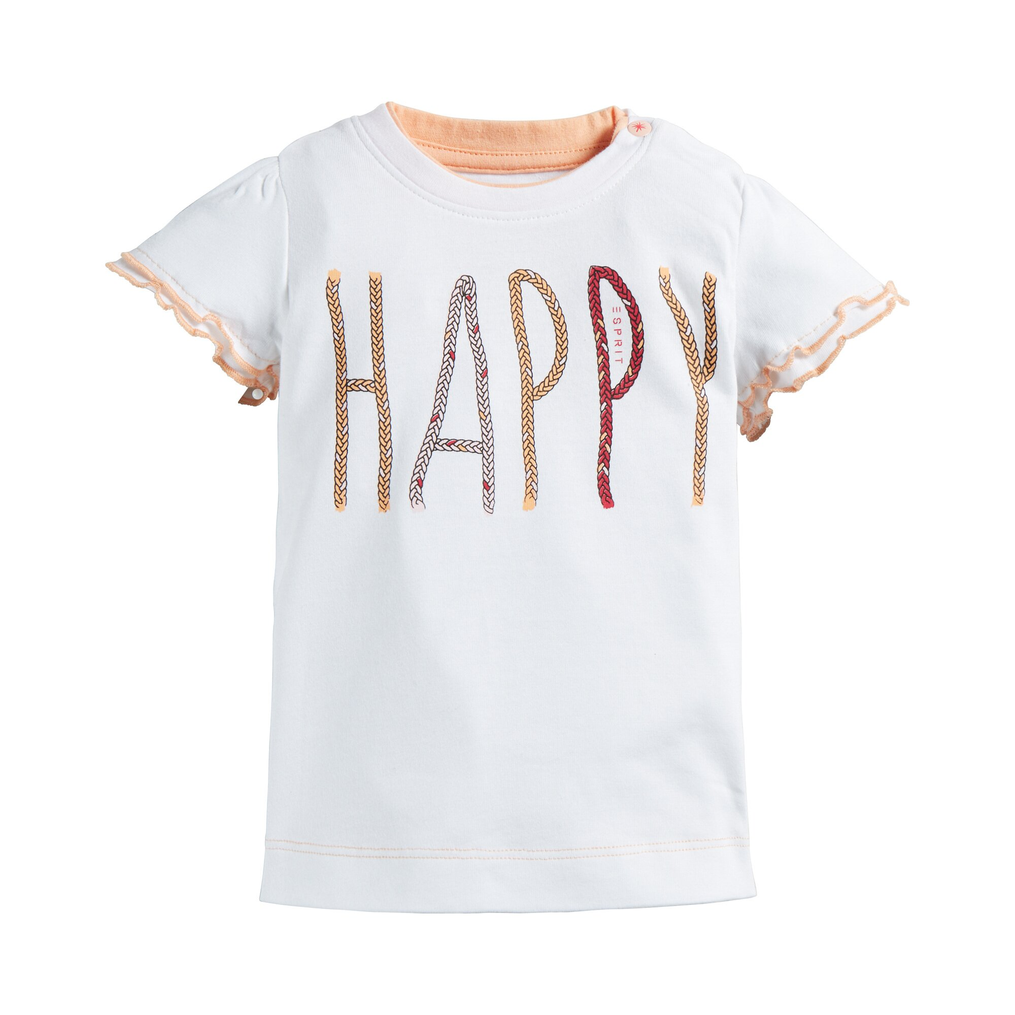 esprit-2-tgl-set-t-shirt-und-shorts-happy
