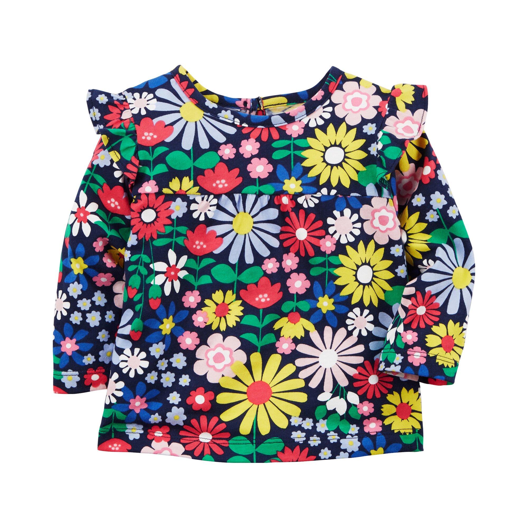 Carter´S Tunika langarm Blumen