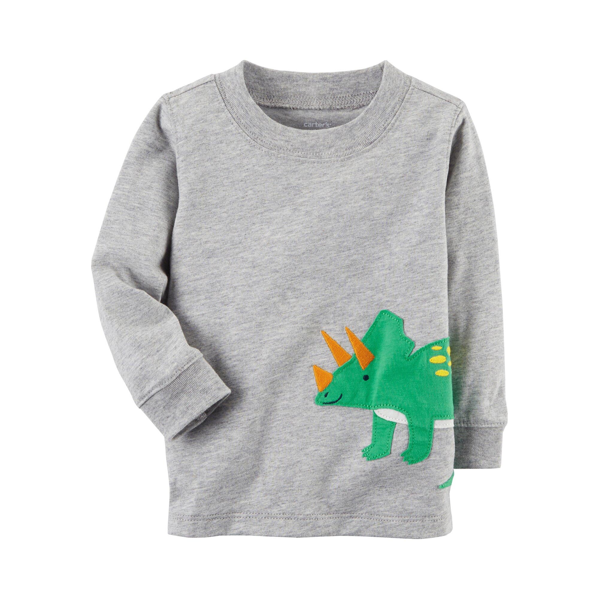 Carter´S Shirt langarm Dino