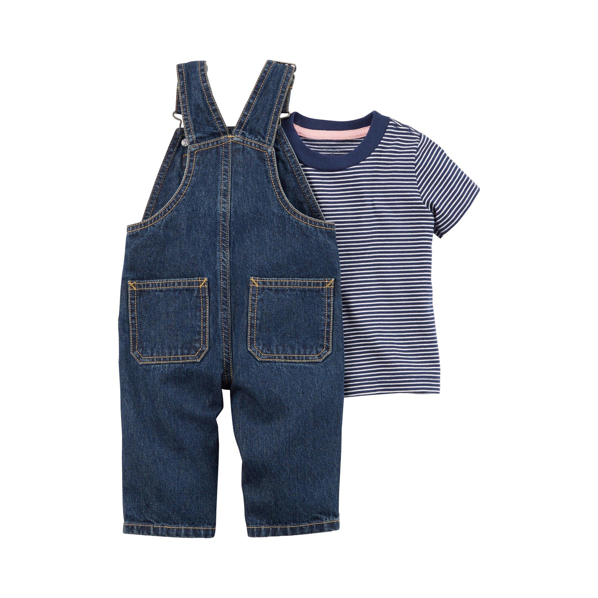 carter-s-2-tlg-set-t-shirt-und-jeans-latzhose
