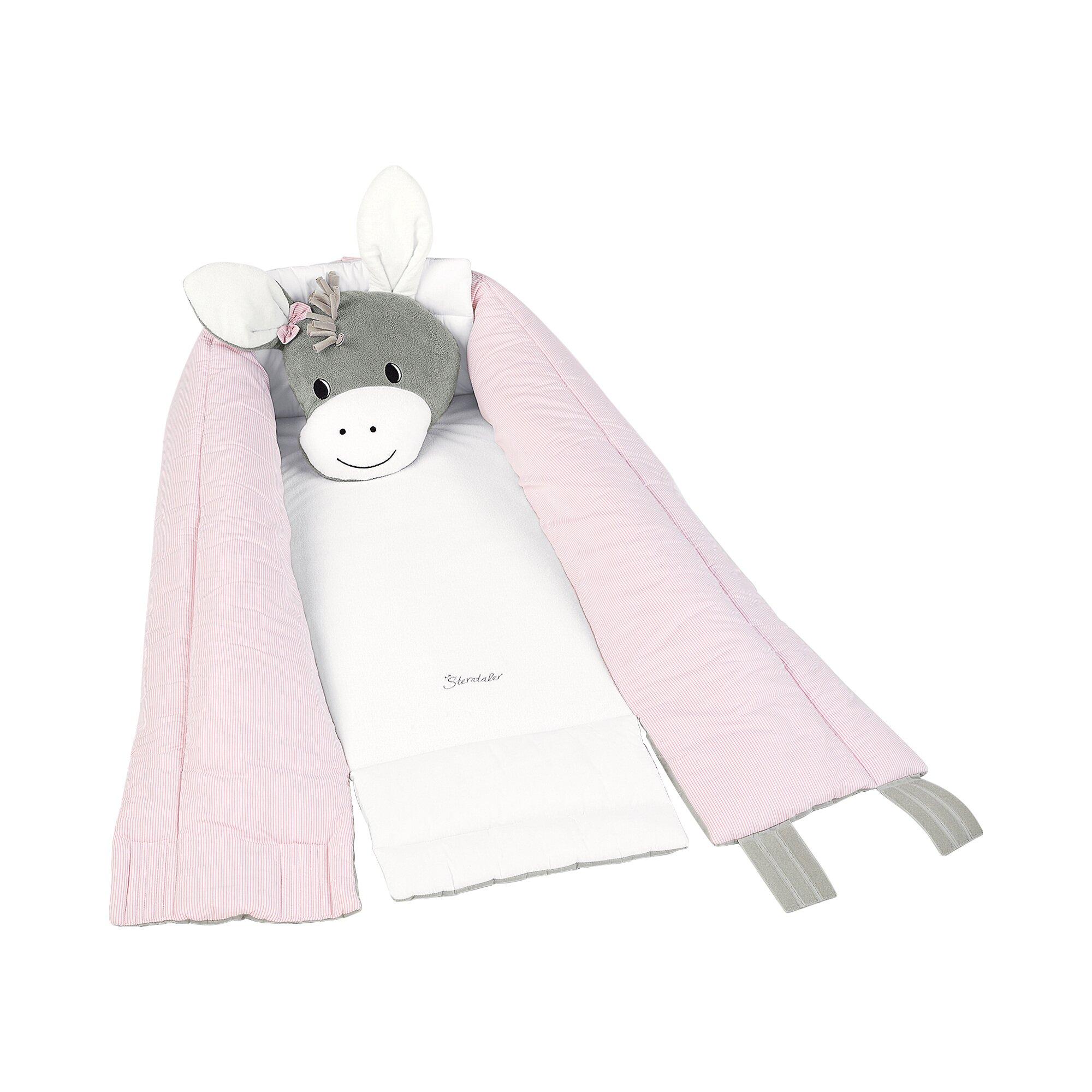 sterntaler-kuschelnest-rosa