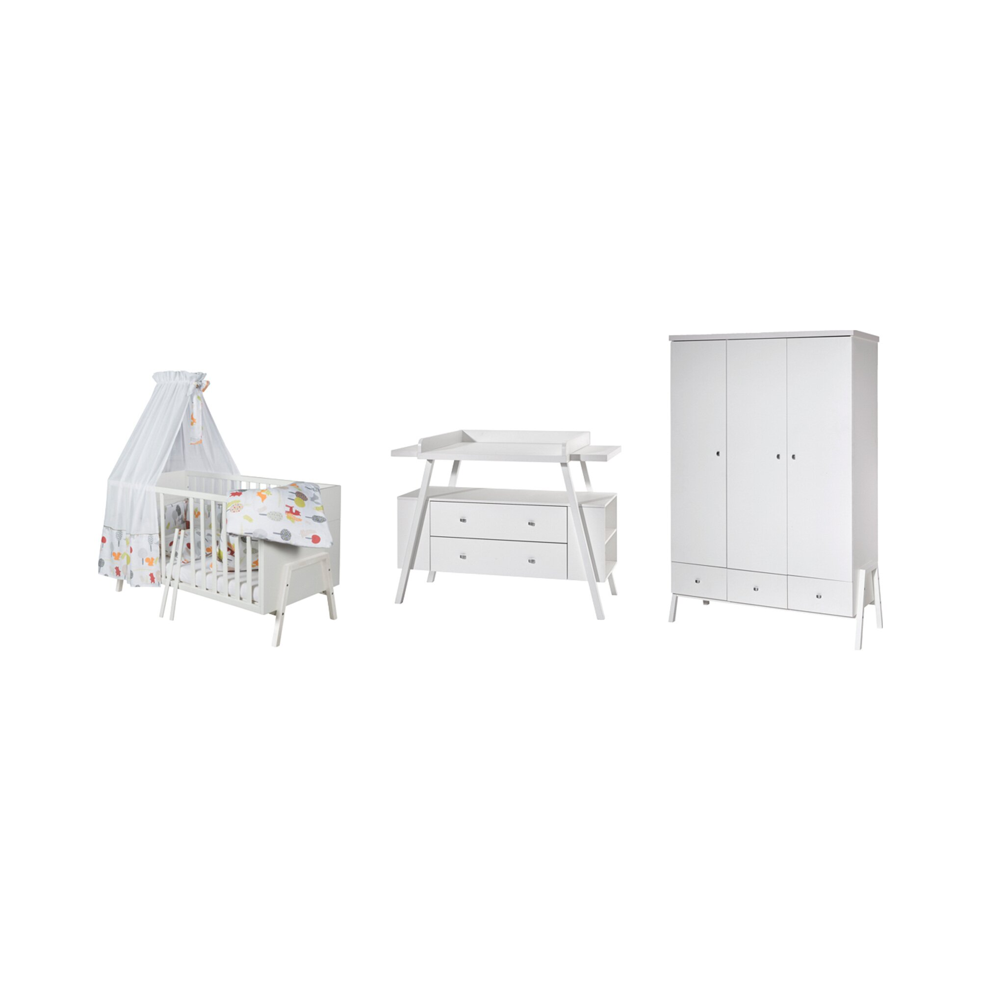 schardt-3-tlg-babyzimmer-holly-white