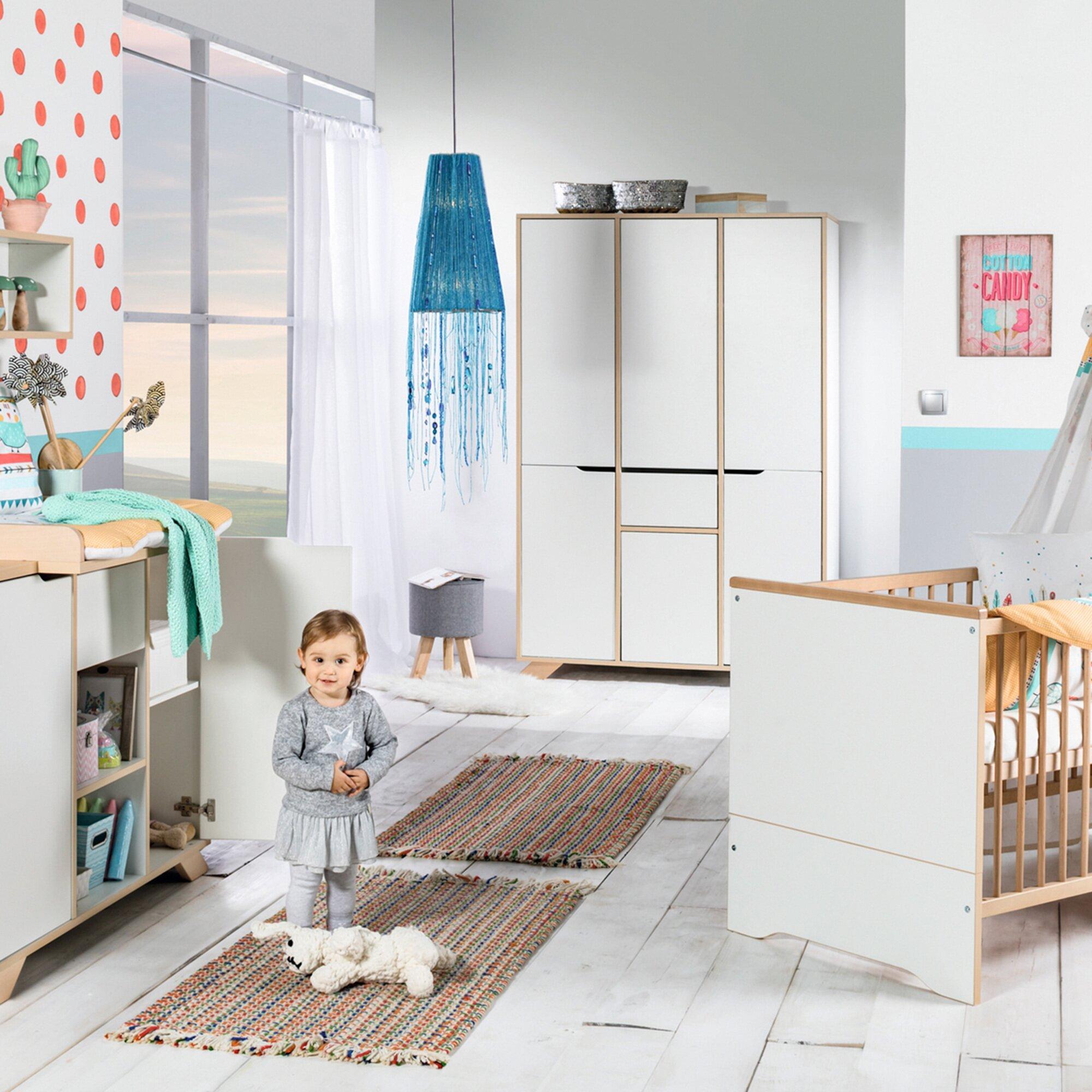 Schardt 3-tlg. Babyzimmer Tokio