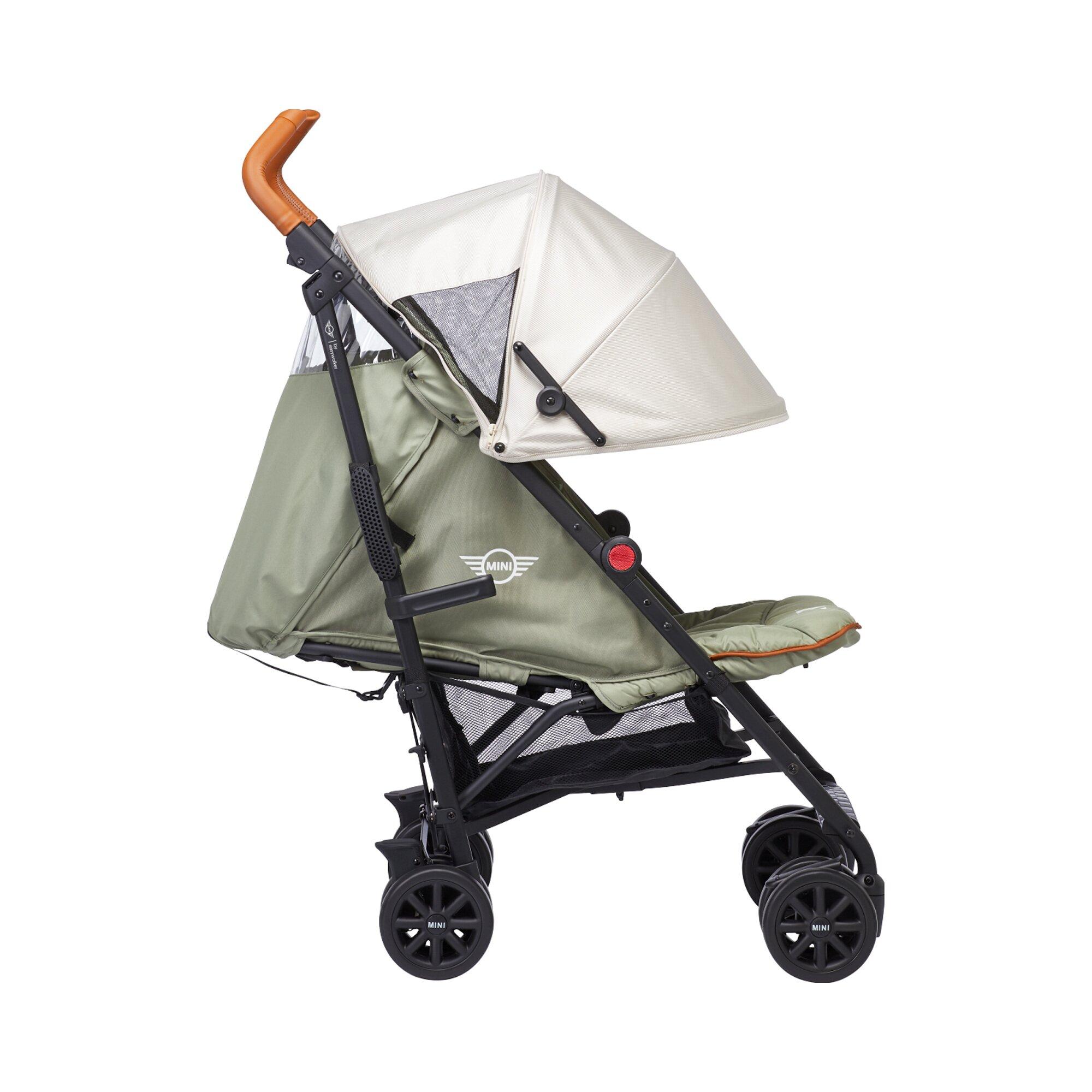 mini-buggy-mit-liegefunktion-gruen