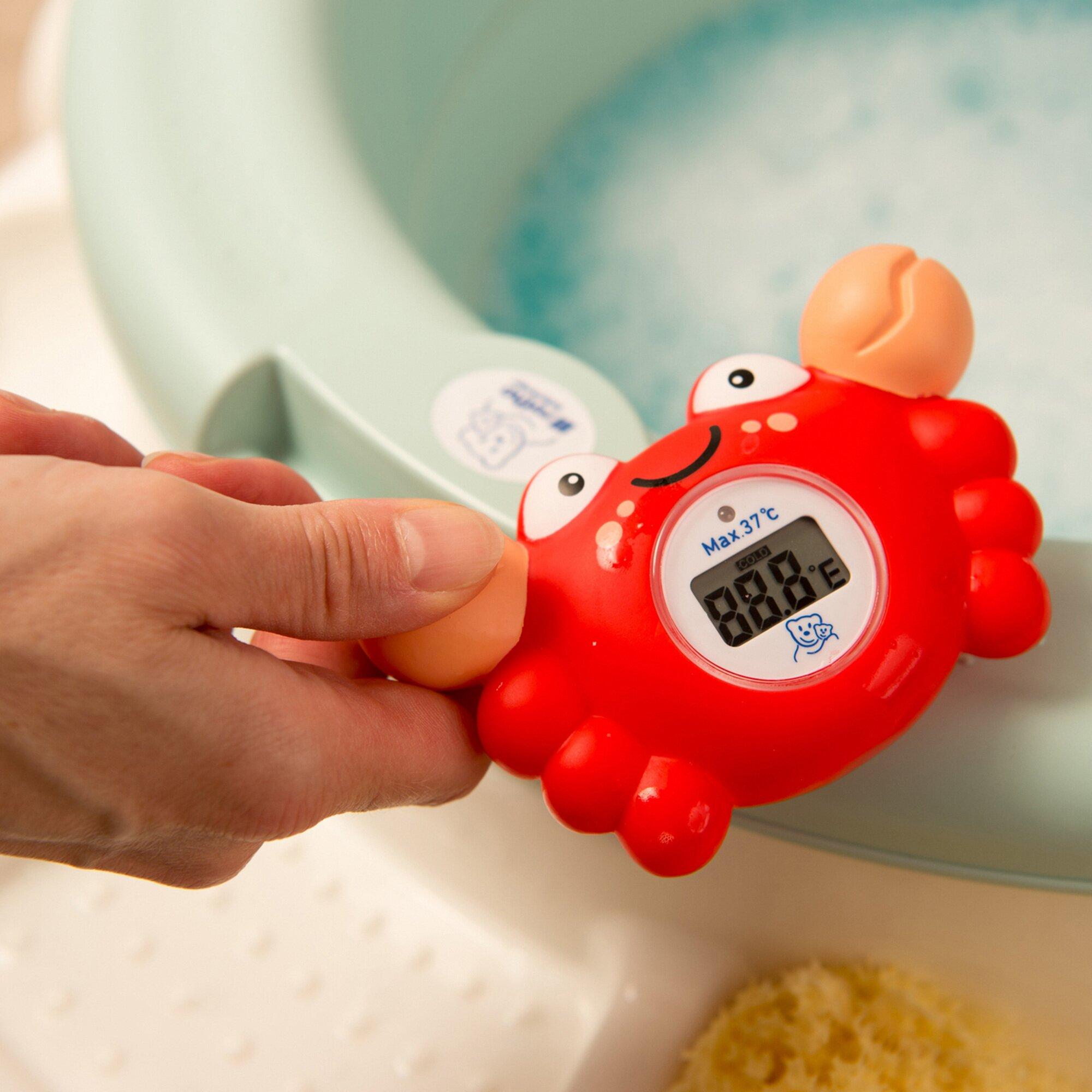 rotho-babydesign-badethermometer-krabbe