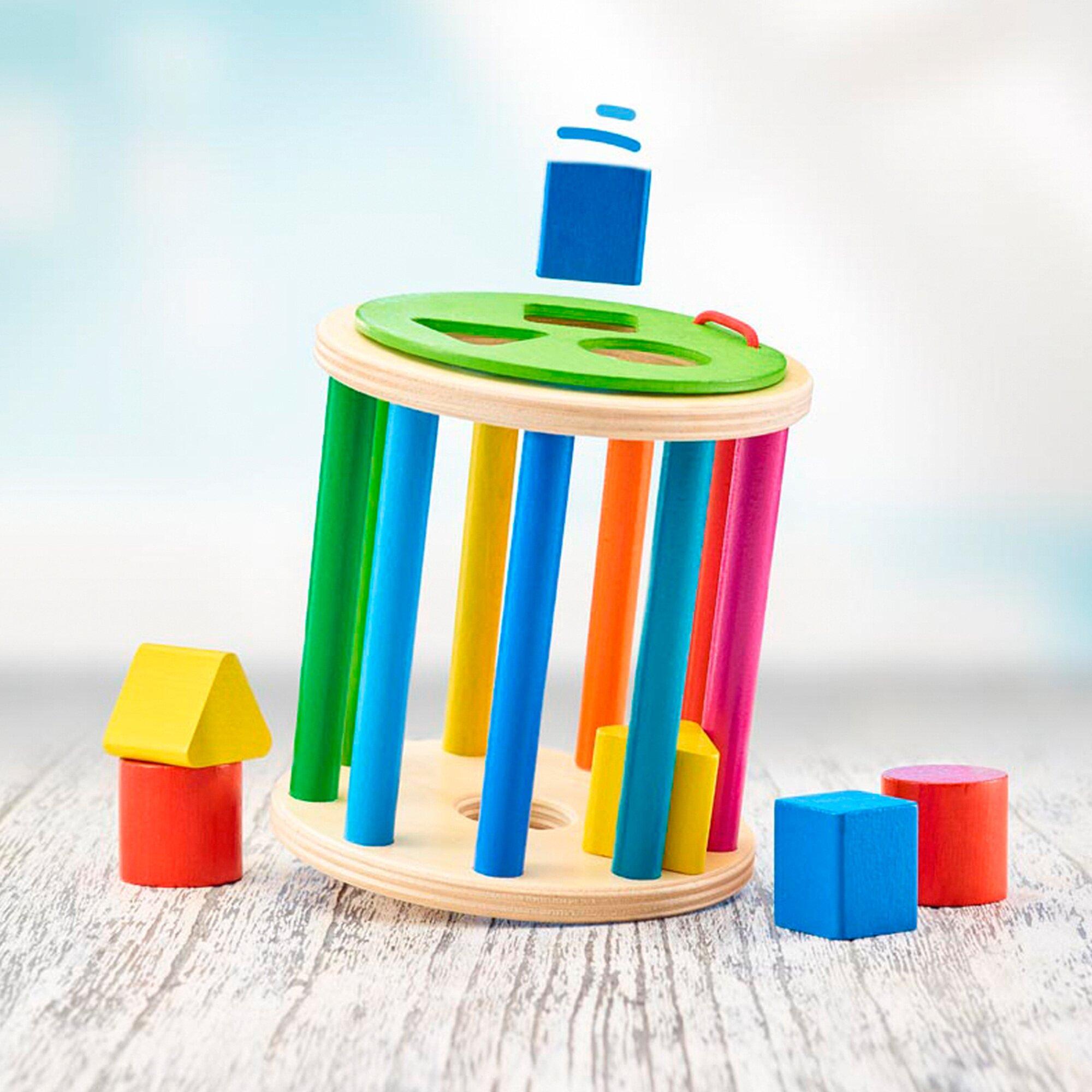 selecta-steckspiel-sortierrolle-aus-holz