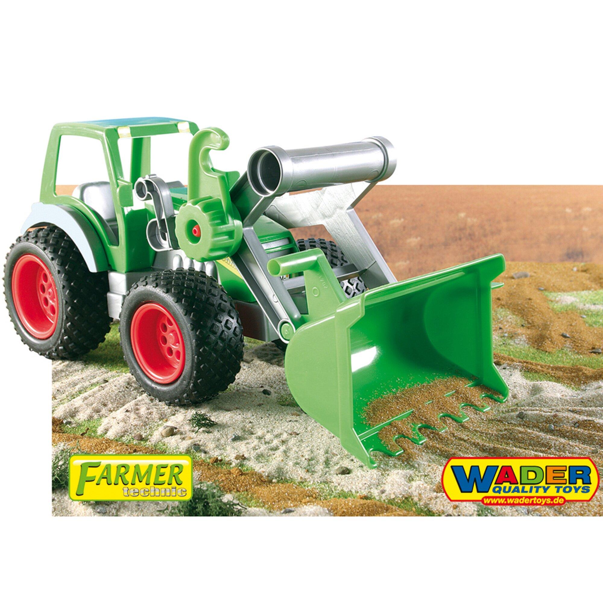 wader-traktor