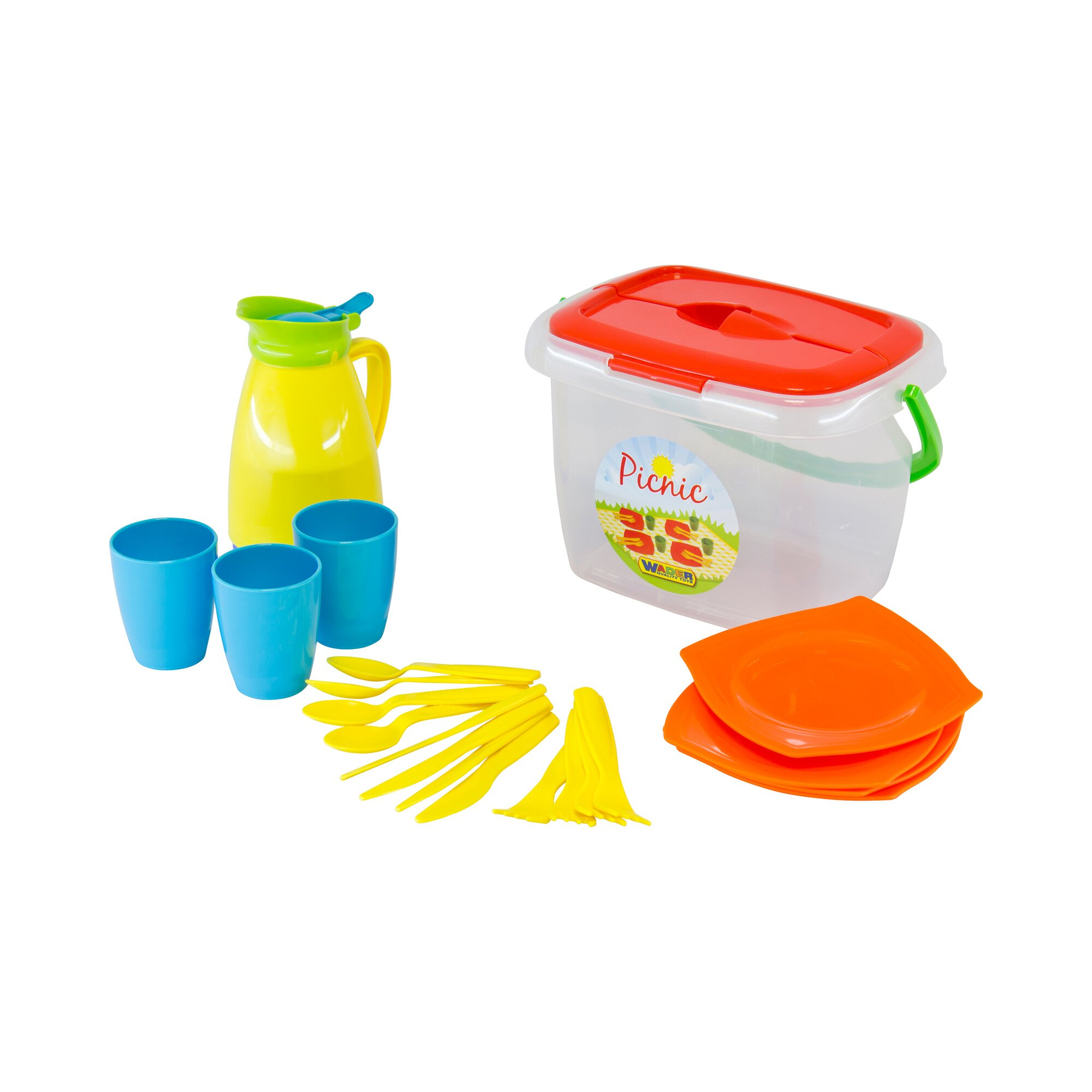 Wader Picknick-Set
