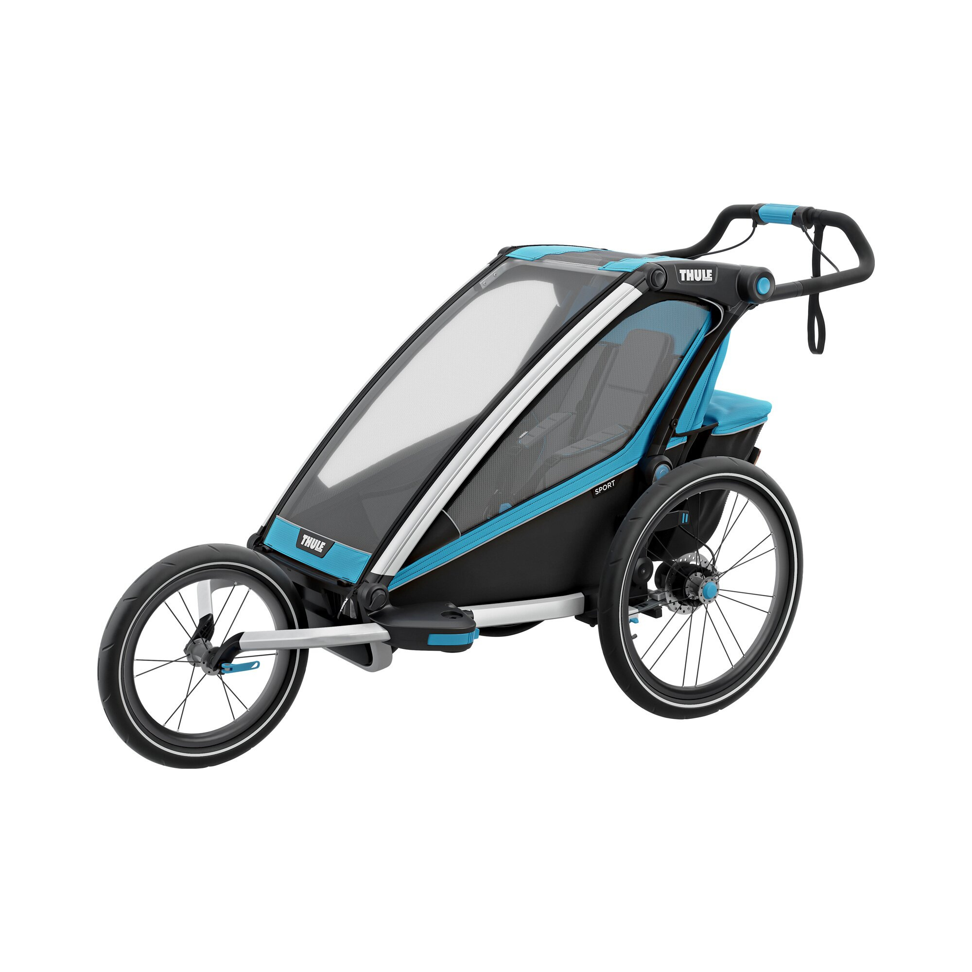 thule-chariot-sport-1-fahrradanhanger-blau