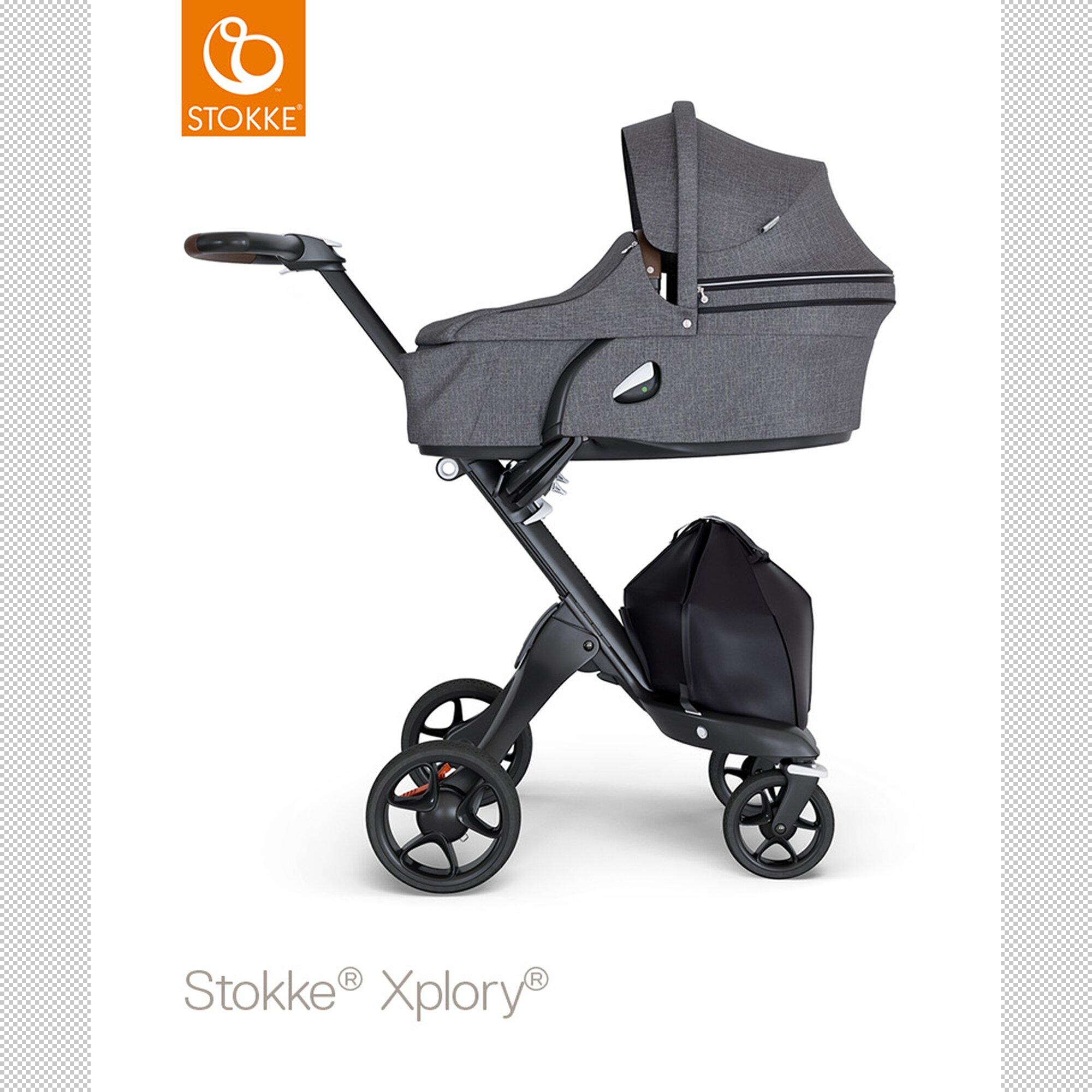 stokke-tragewanne-xplory-v6-schwarz