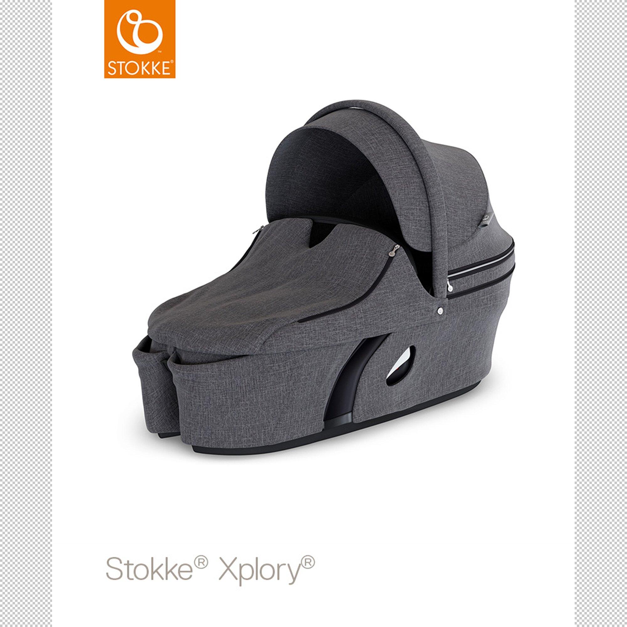 Xplory® V6 Tragewanne schwarz