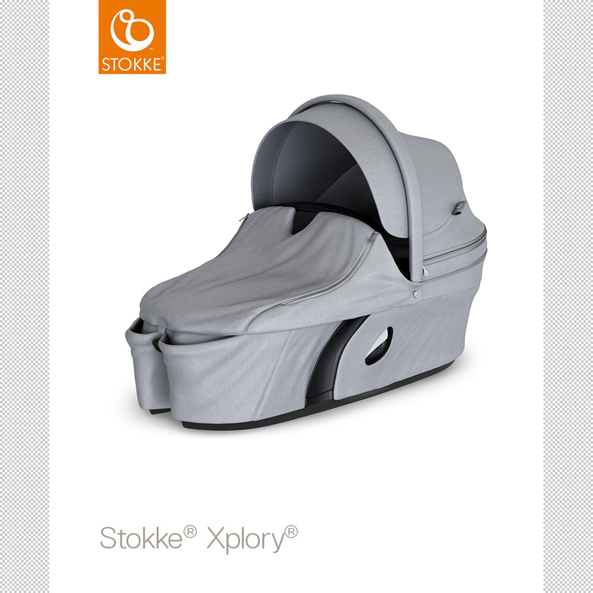 Xplory® V6 Tragewanne grau