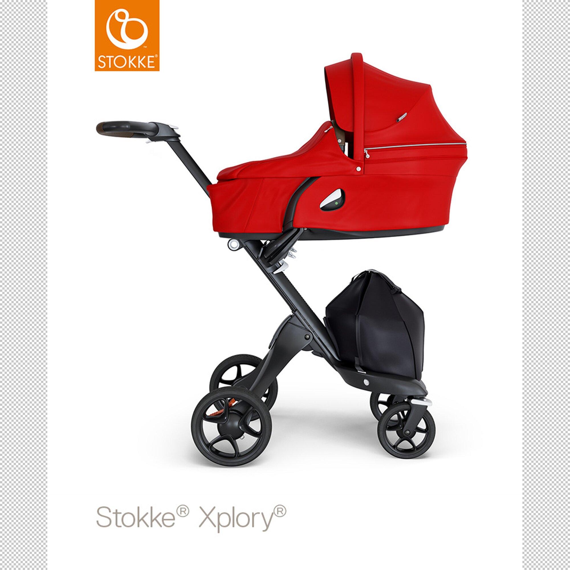 stokke-tragewanne-xplory-v6-rot