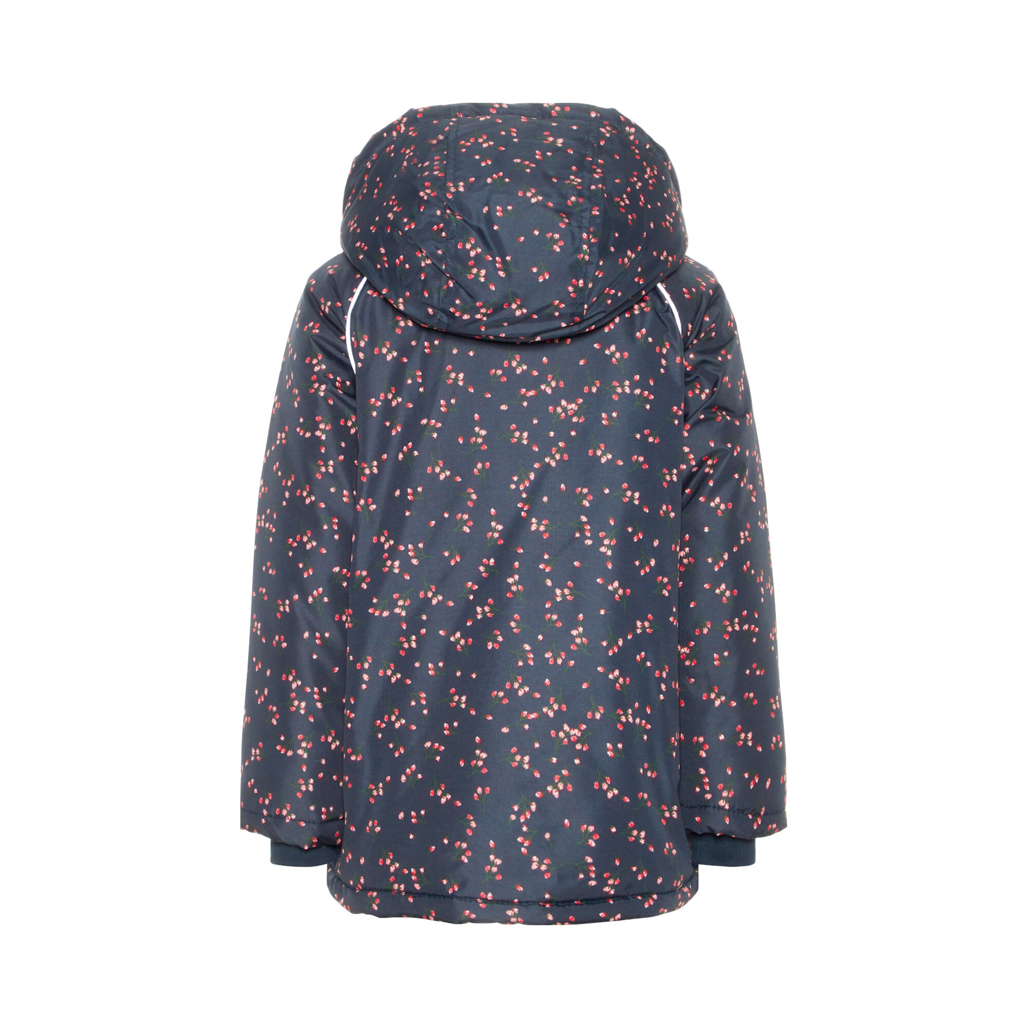 name-it-winterjacke-blumen