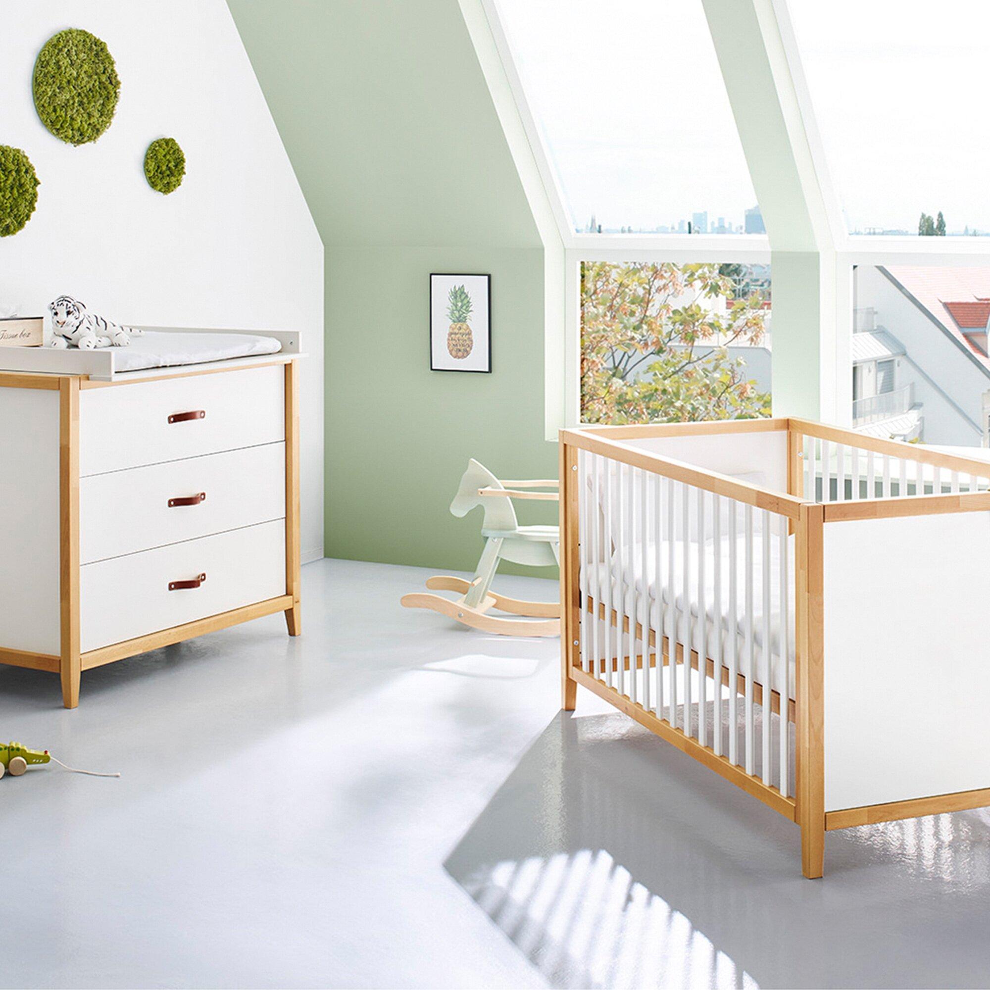 Pinolino 2-tlg. Babyzimmer Calimero breit