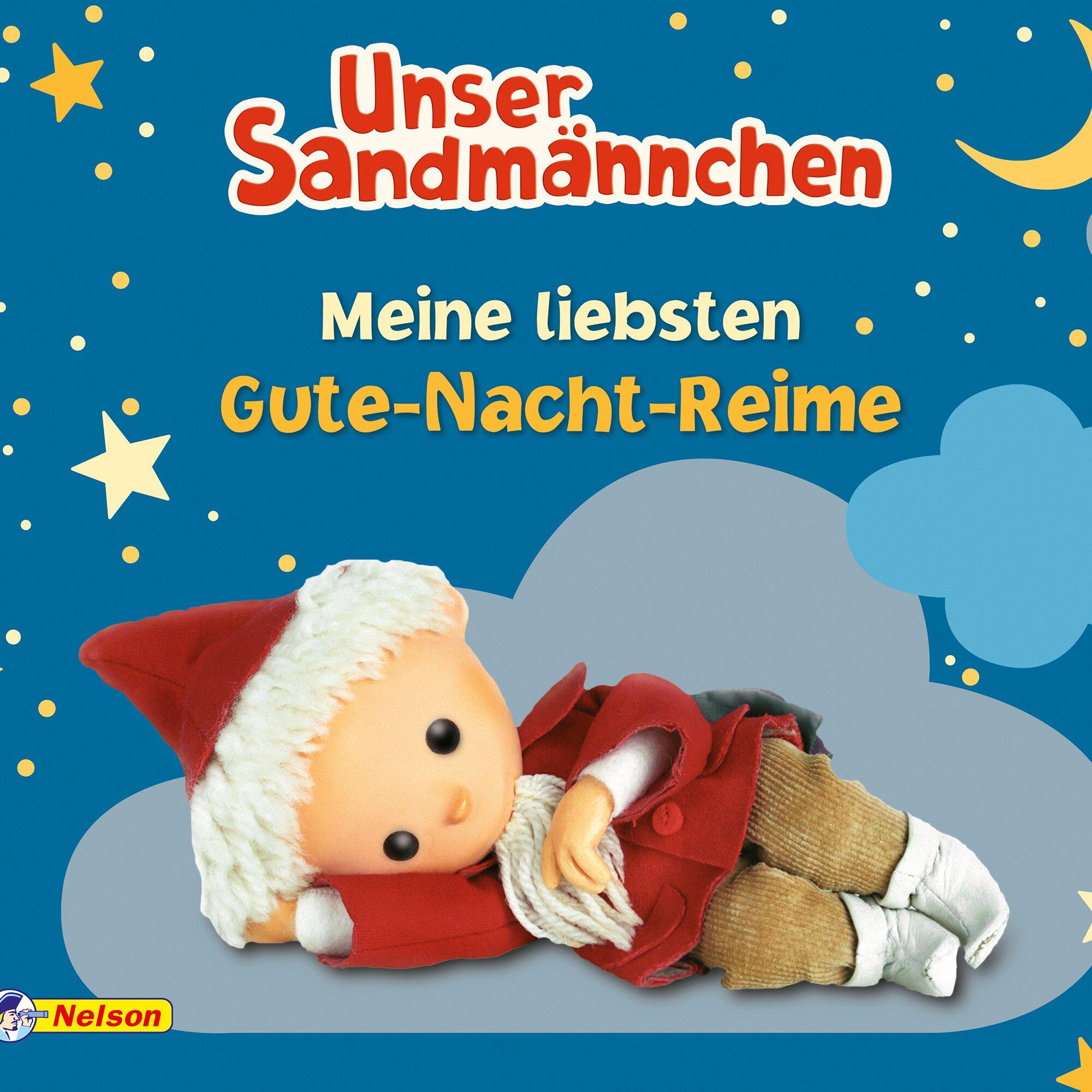 Unser Sandmännchen Pappbilderbuch Meine liebsten Gute-Nacht-Reime