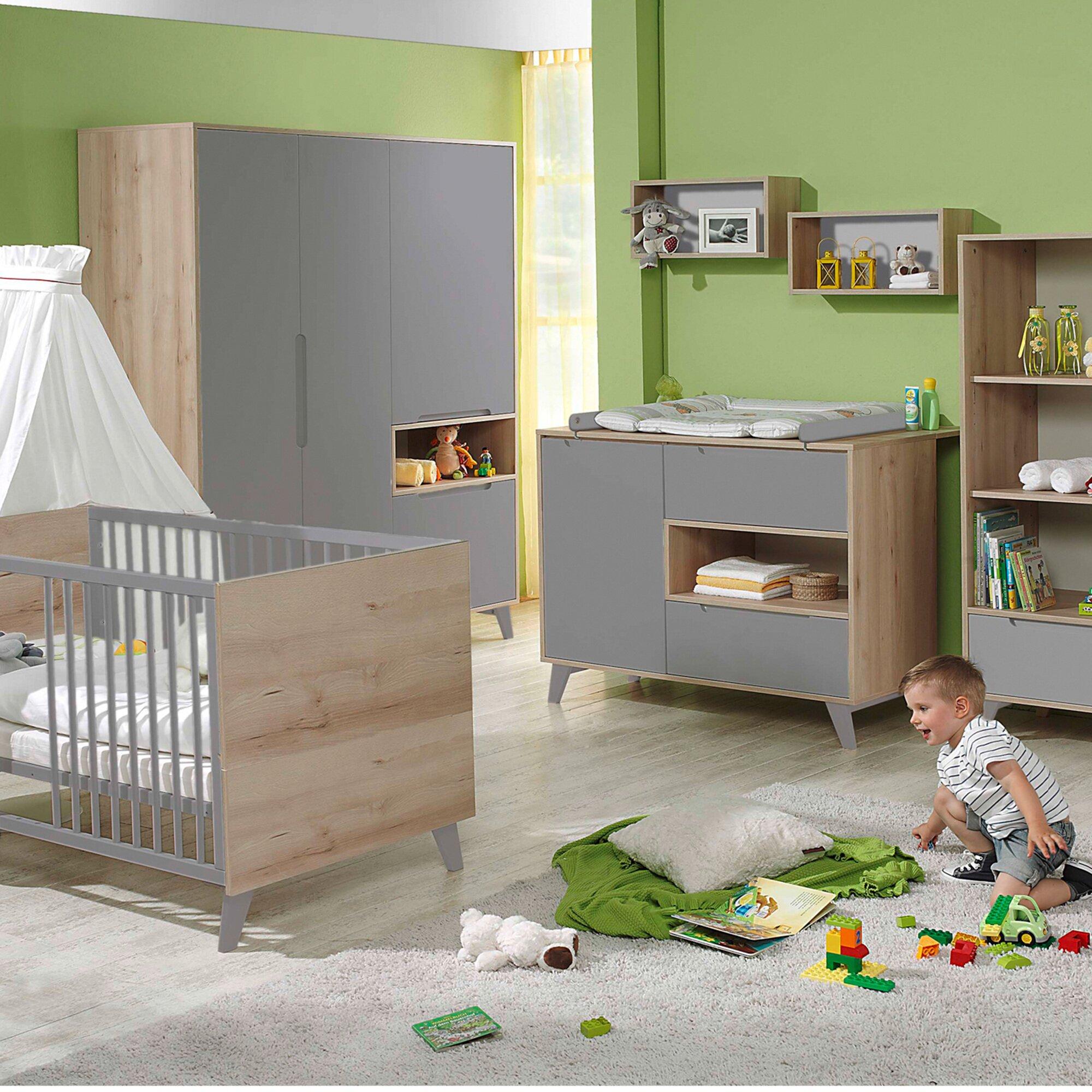 Geuther 3-tlg. Babyzimmer Malte