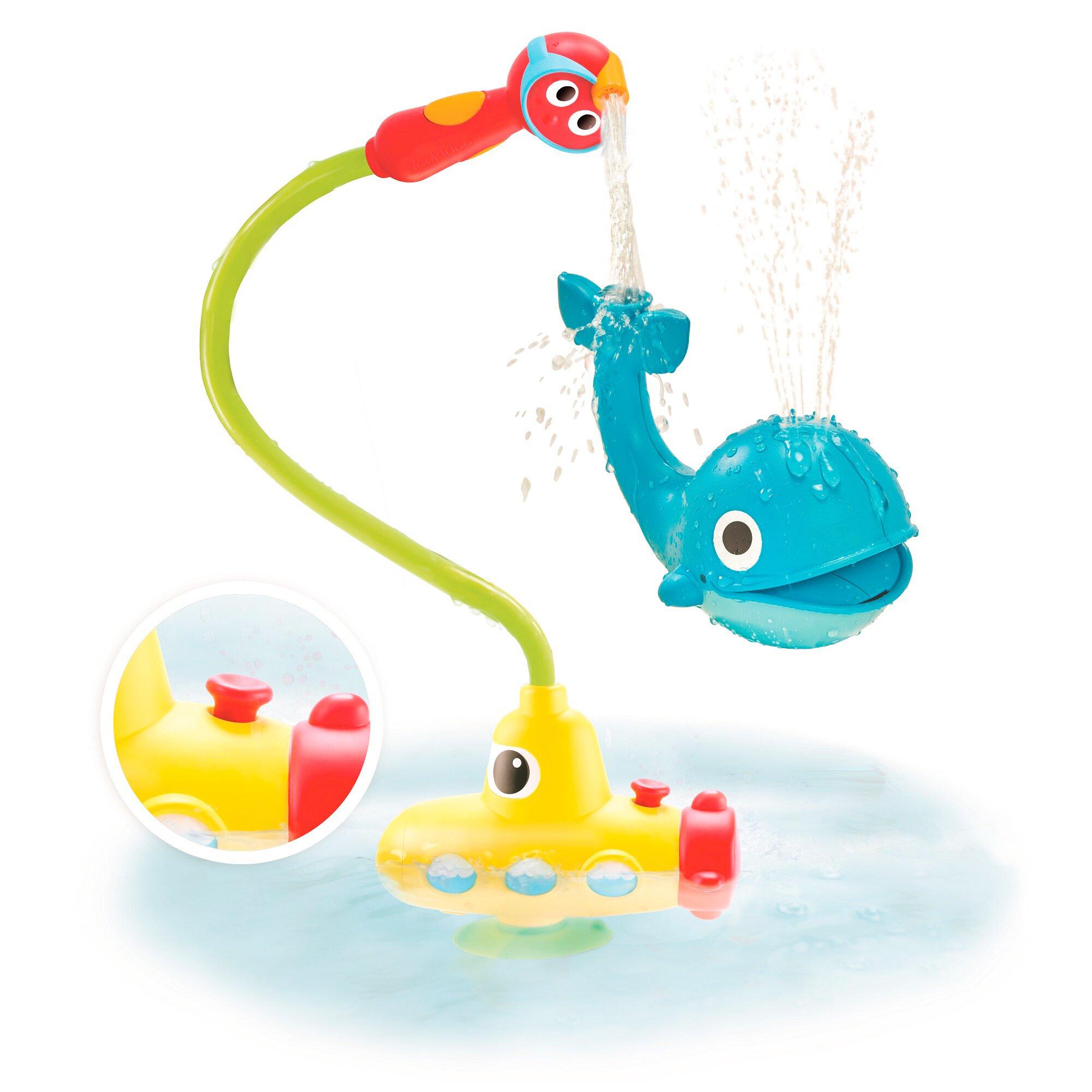 Yookidoo Badespielzeug U-Boot mit Wal