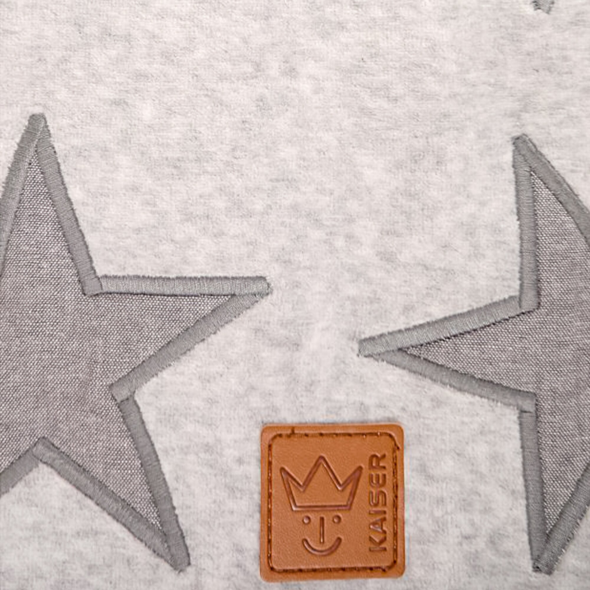 kaiser-einschlagdecke-star-grau