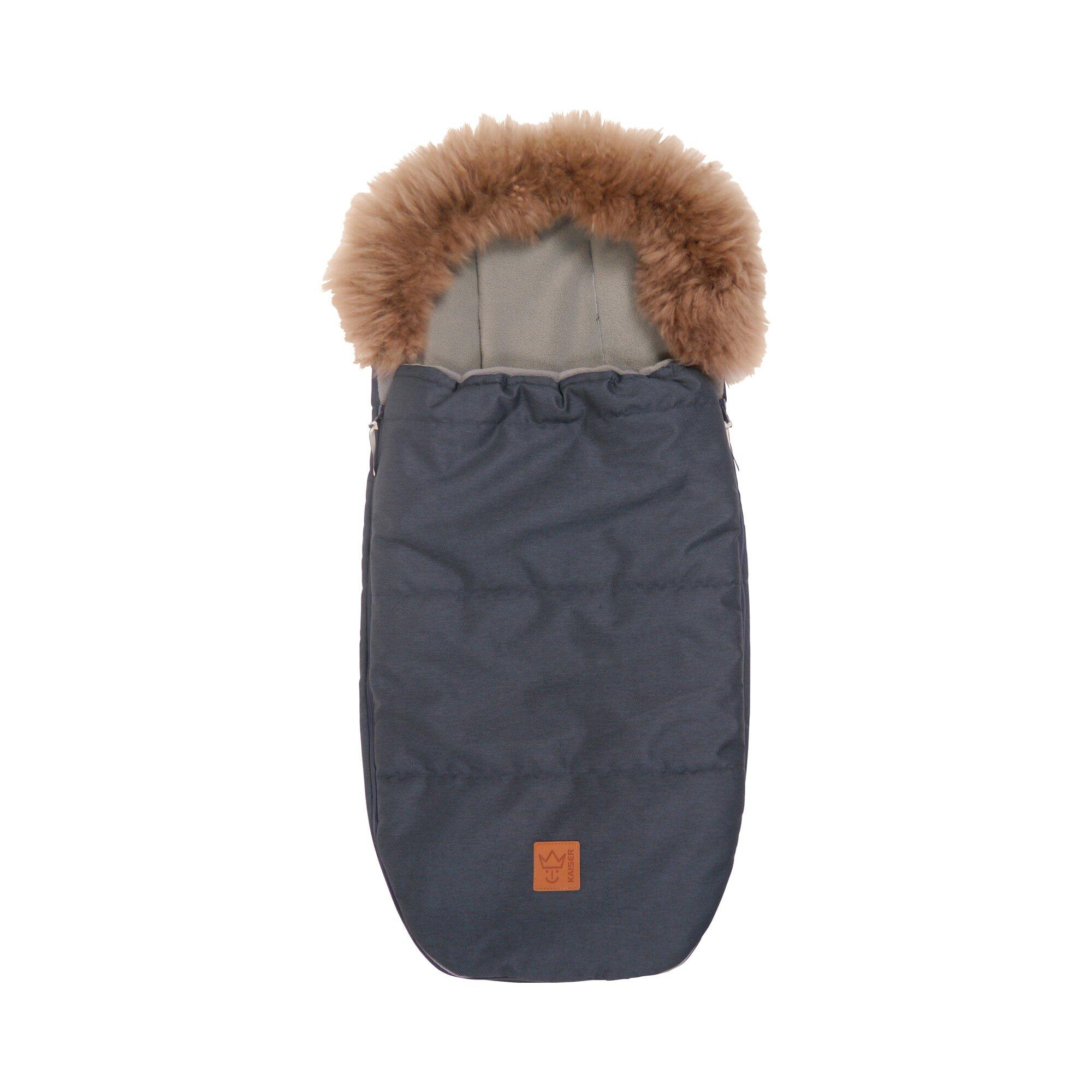Kaiser Winter-Fußsack Louis Alaska blau