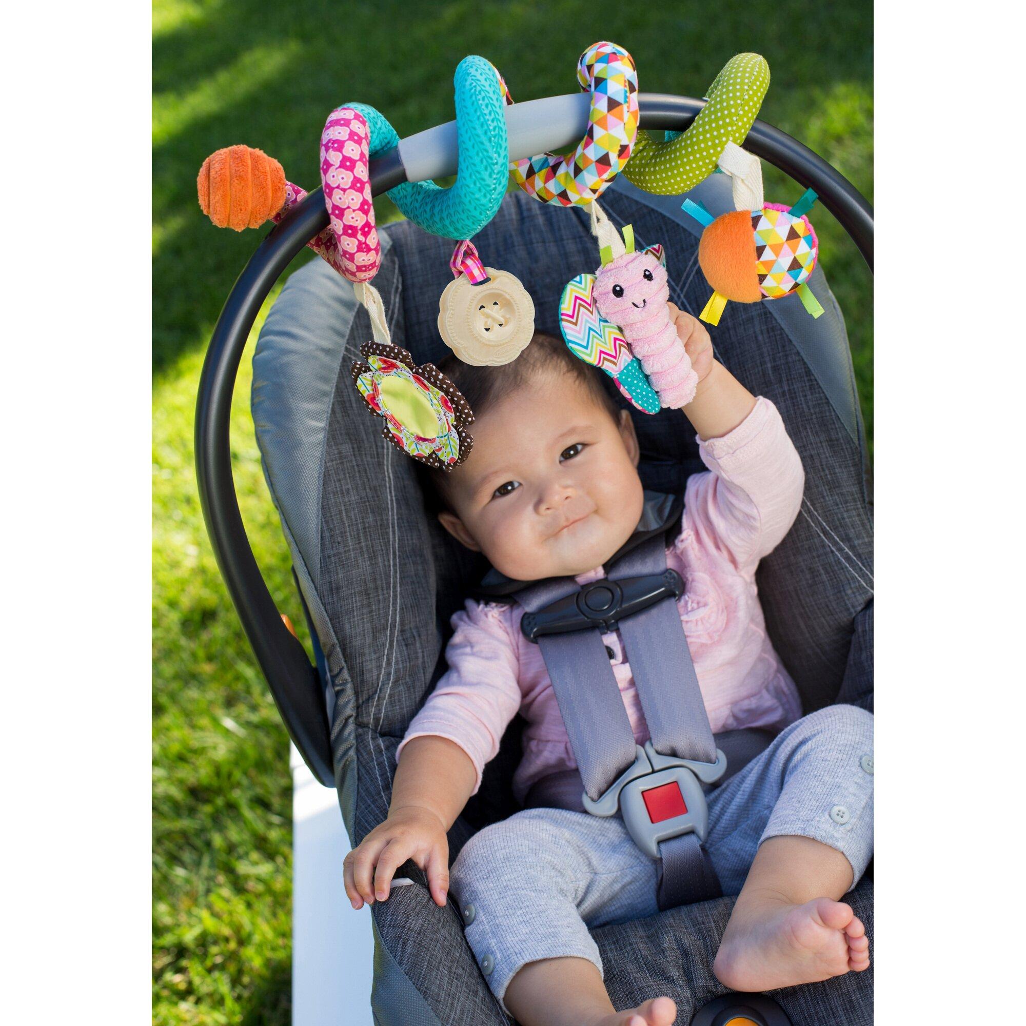 infantino-activity-spirale-schmetterling-go-gaga-mehrfarbig