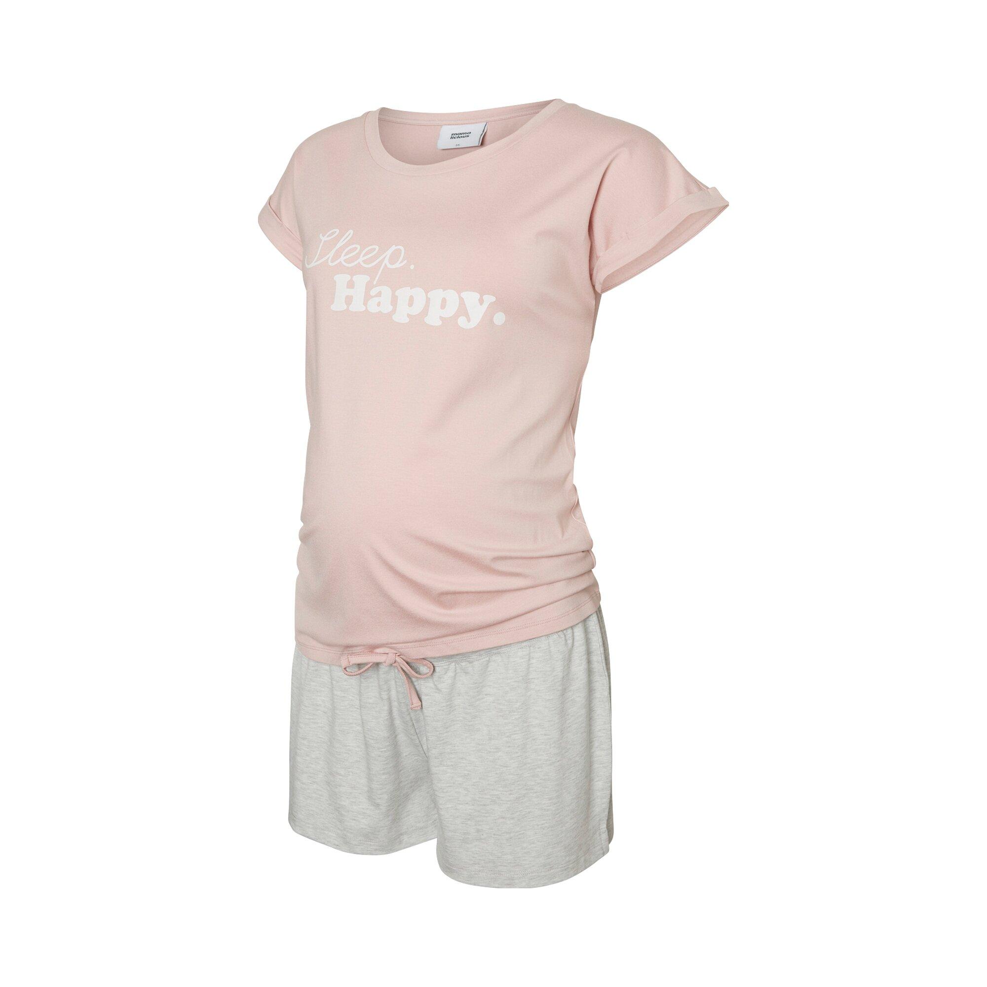 Mamalicious® Umstands-Pyjama Violet