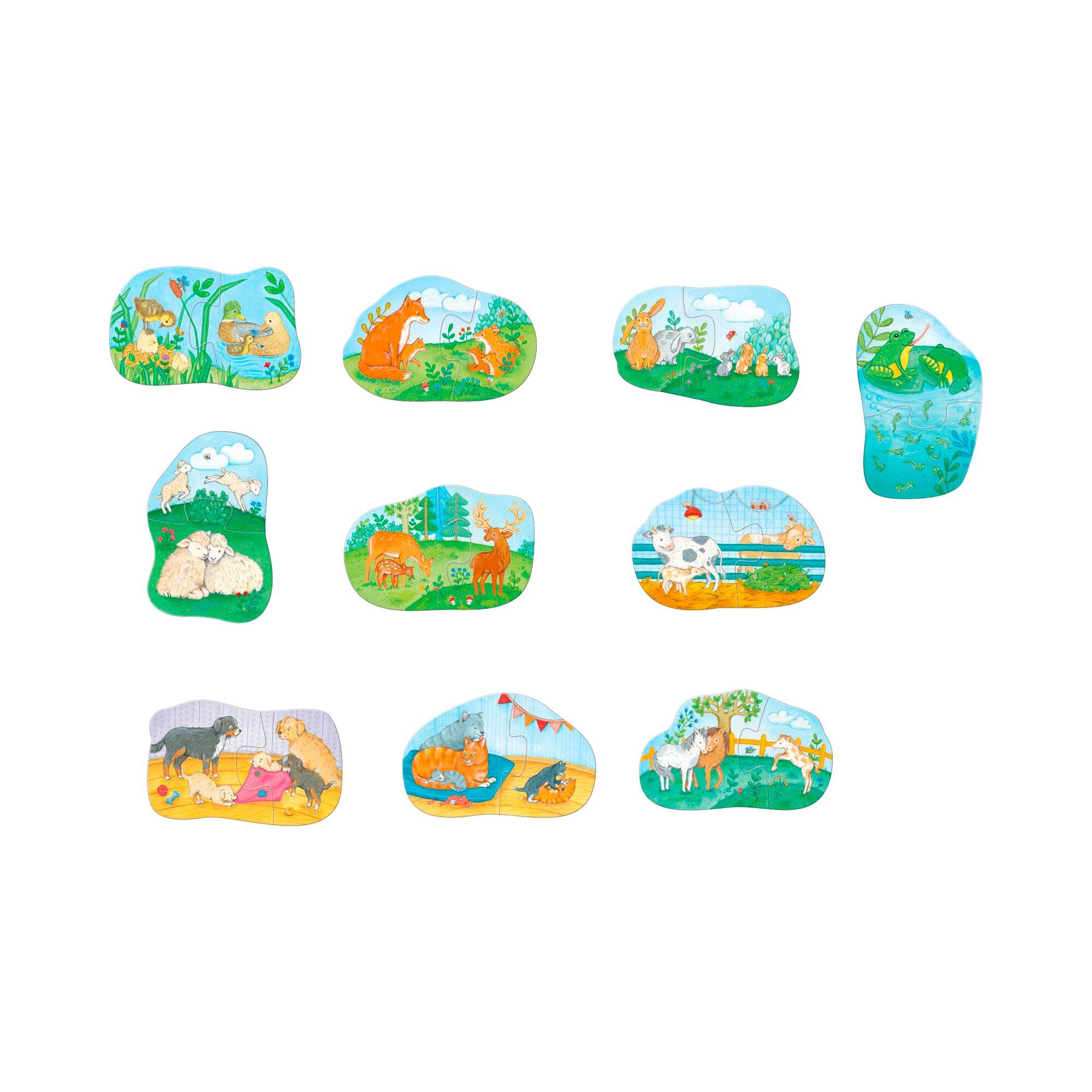 haba-1-2-puzzelei-tierfamilien