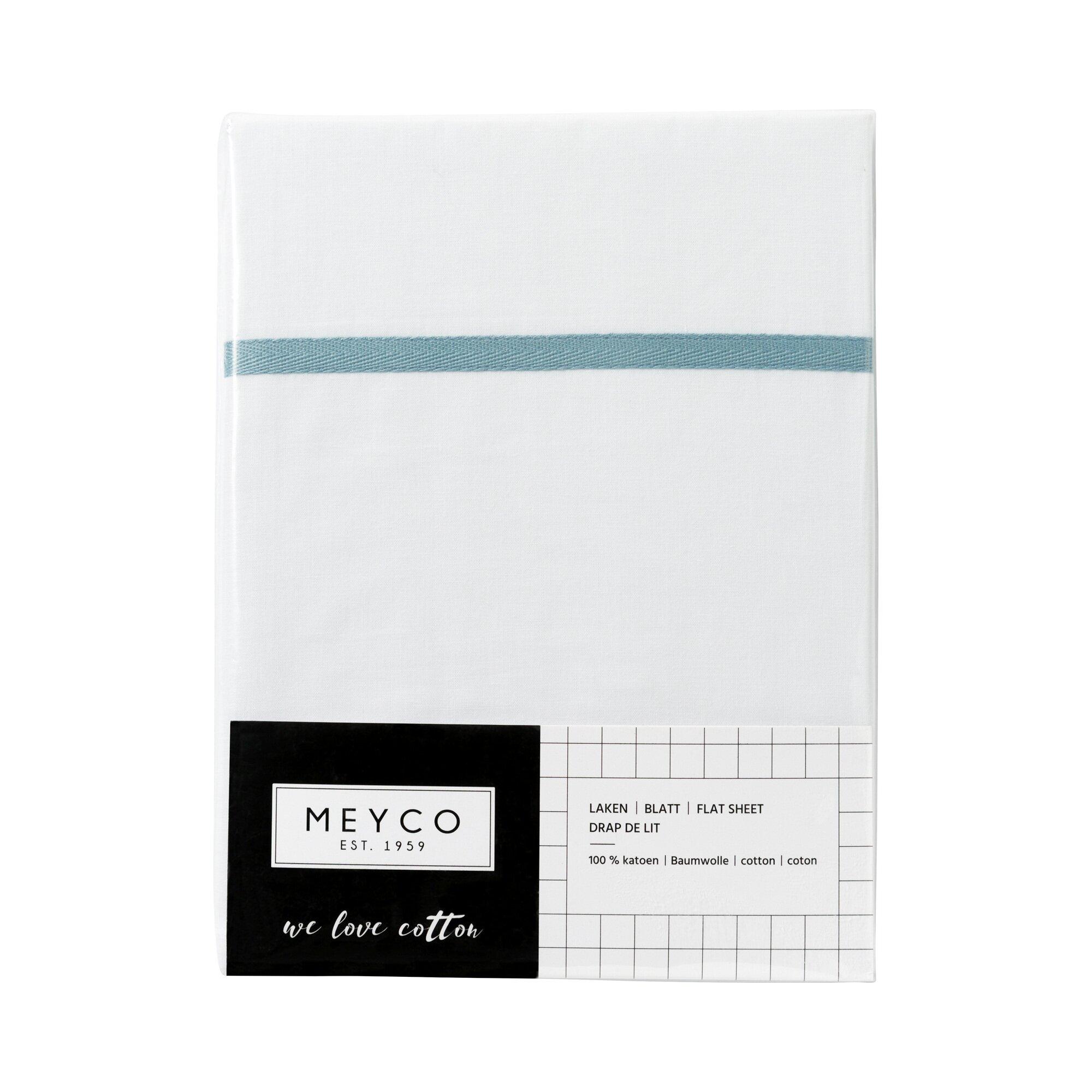 Meyco Bettlaken Biesen 75x100 cm