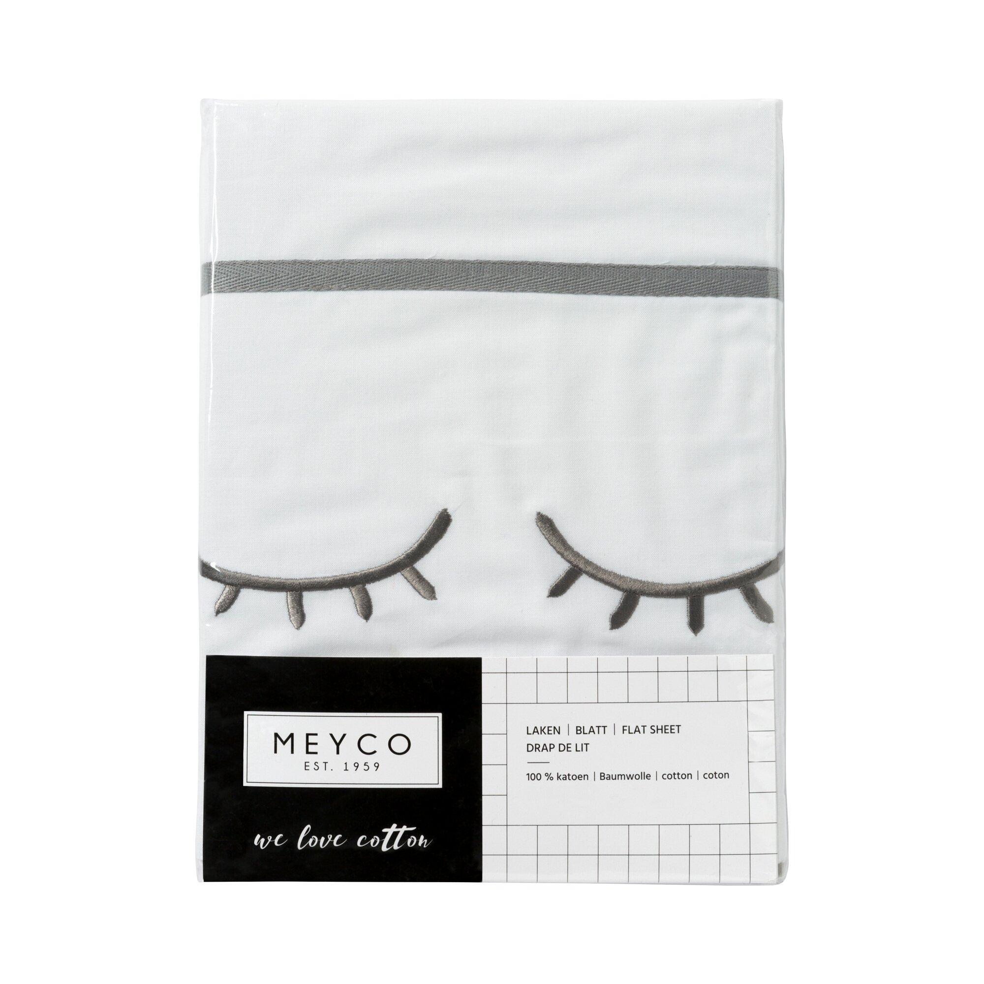 Meyco Bettlaken Design 75x100 cm