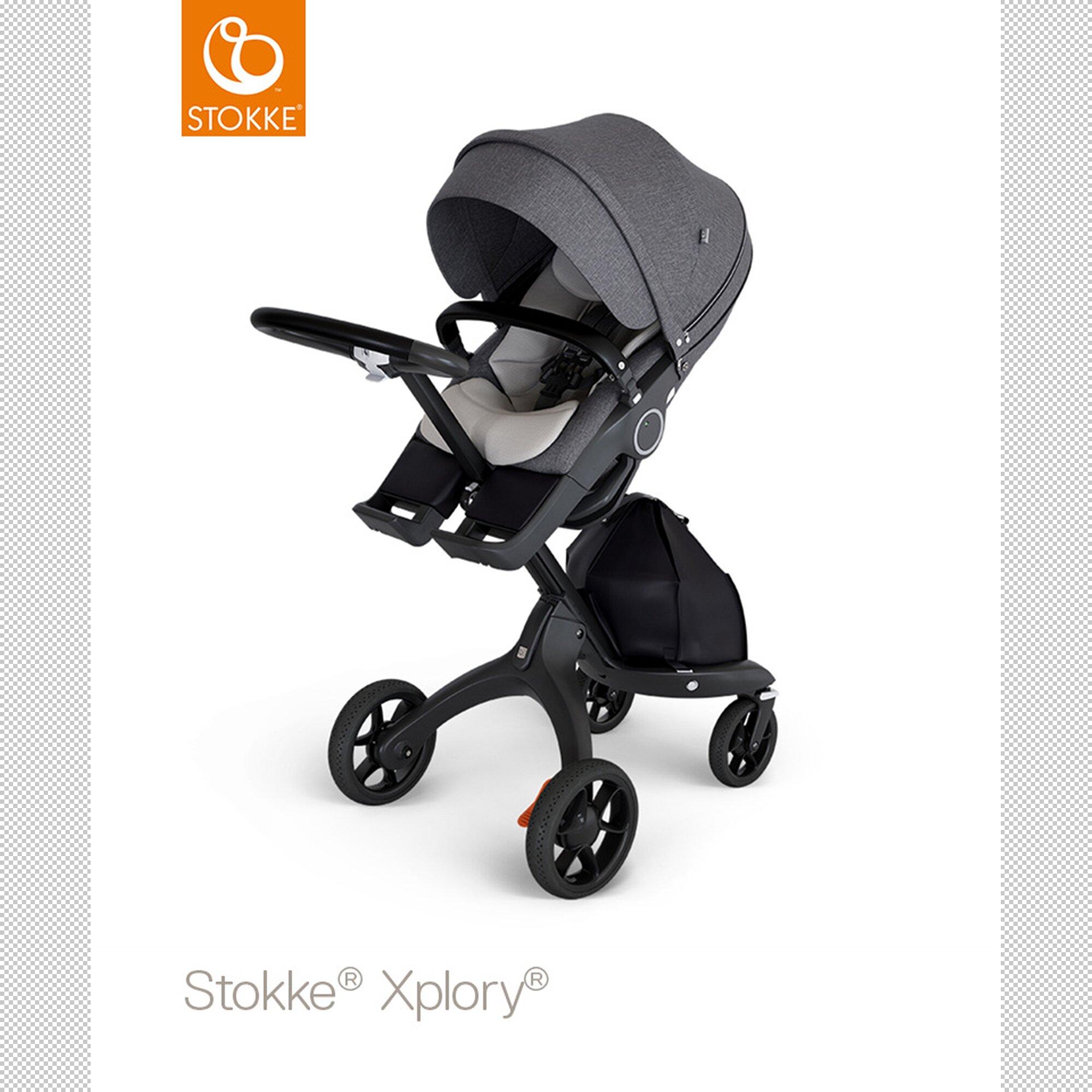 stokke-neugeborenen-einlage-fur-kinderwagen-xplory-v6-trailz-grau