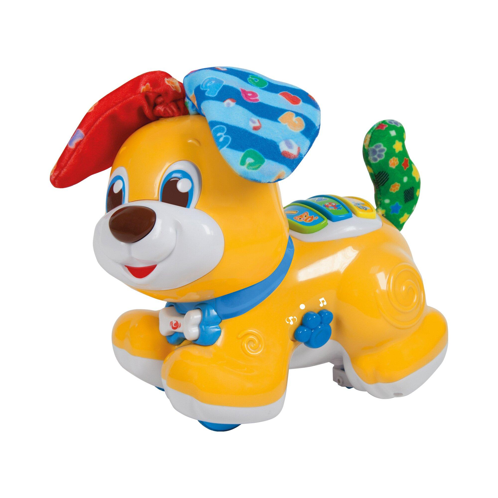 Baby Lernspielzeug Hündchen Guck-Guck
