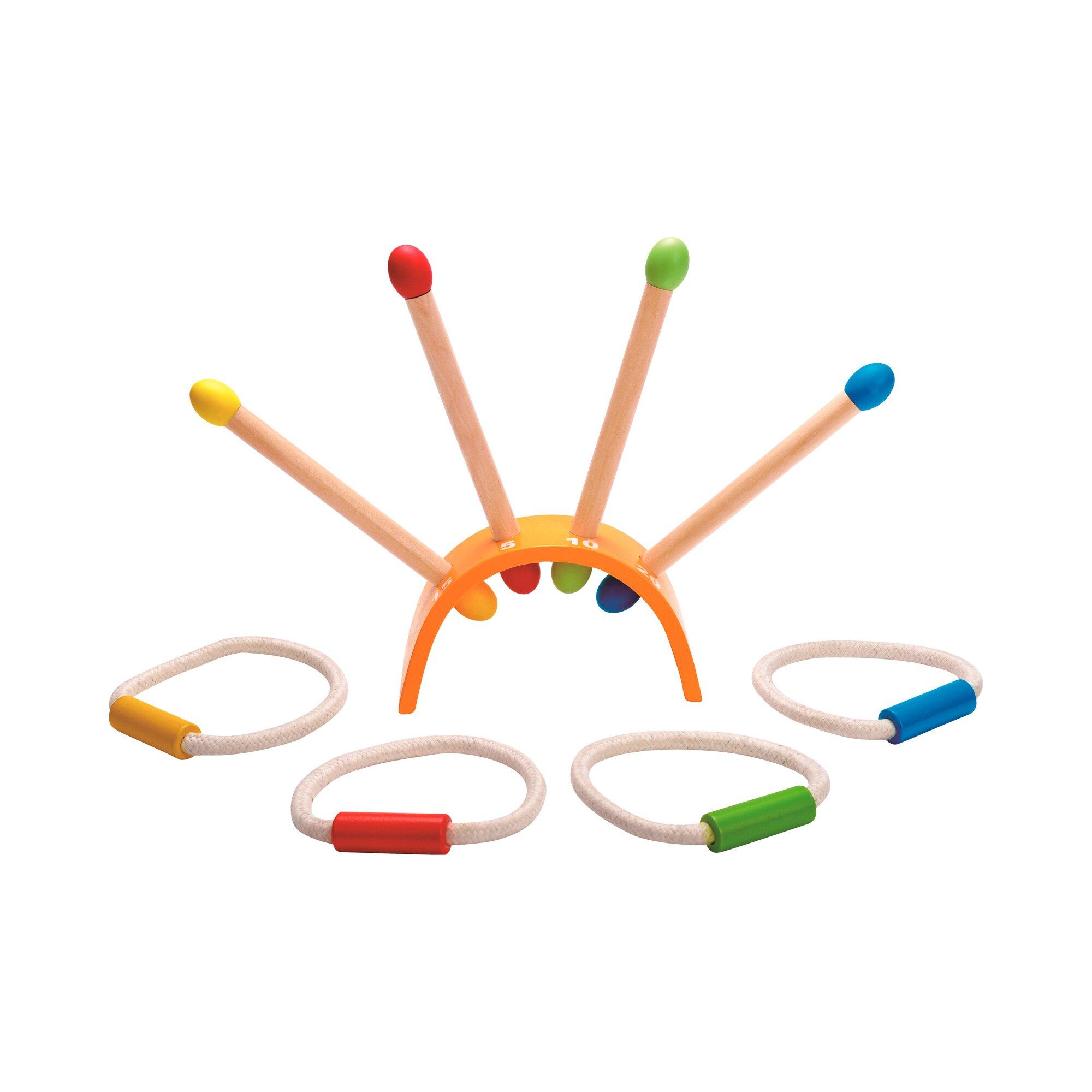 hape-geschicklichkeitsspiel-ringe-werfen