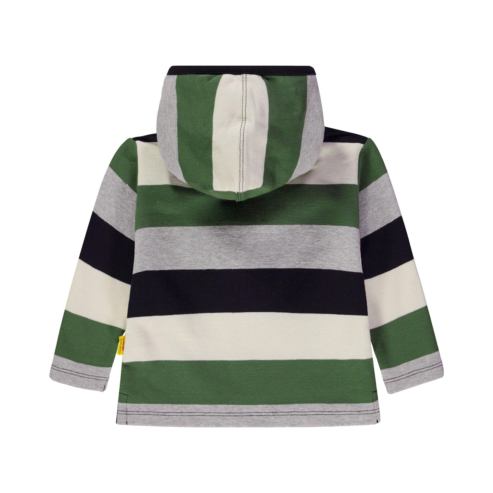 steiff-sweatshirt-mit-kapuze-blockstreifen-bar