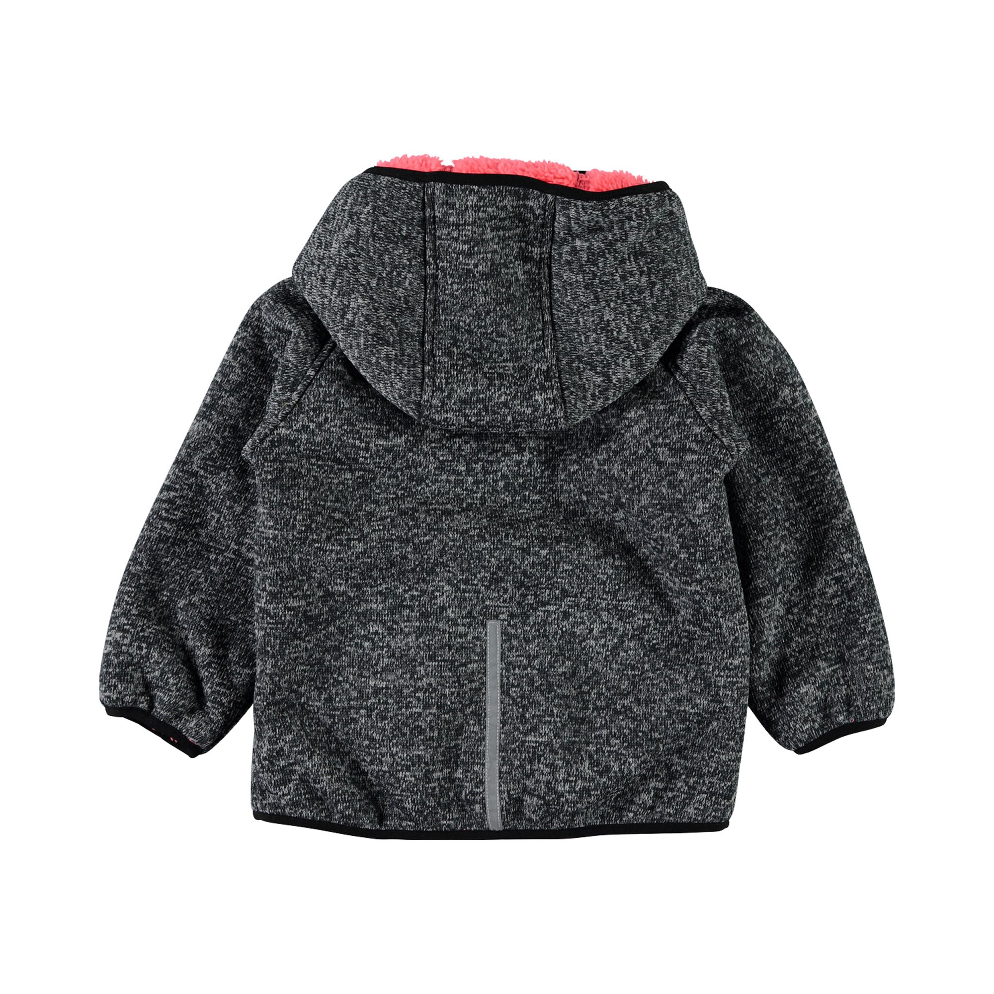 name-it-softshelljacke-strickoptik-mit-teddyfell, 16.39 EUR @ babywalz-de
