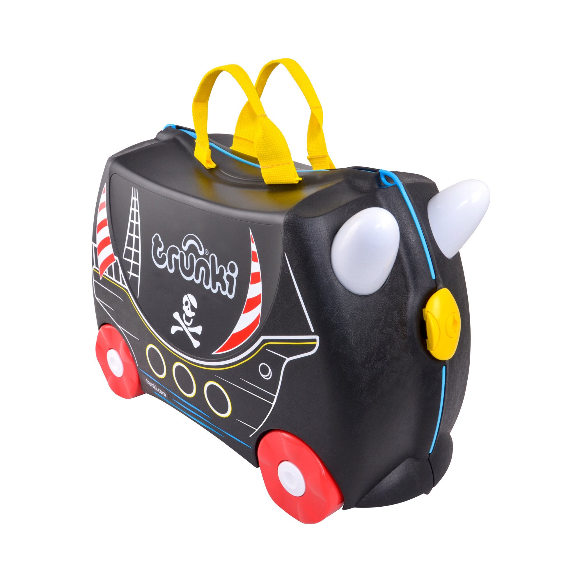 Trunki Kindertrolley Pedro das Piratenschiff