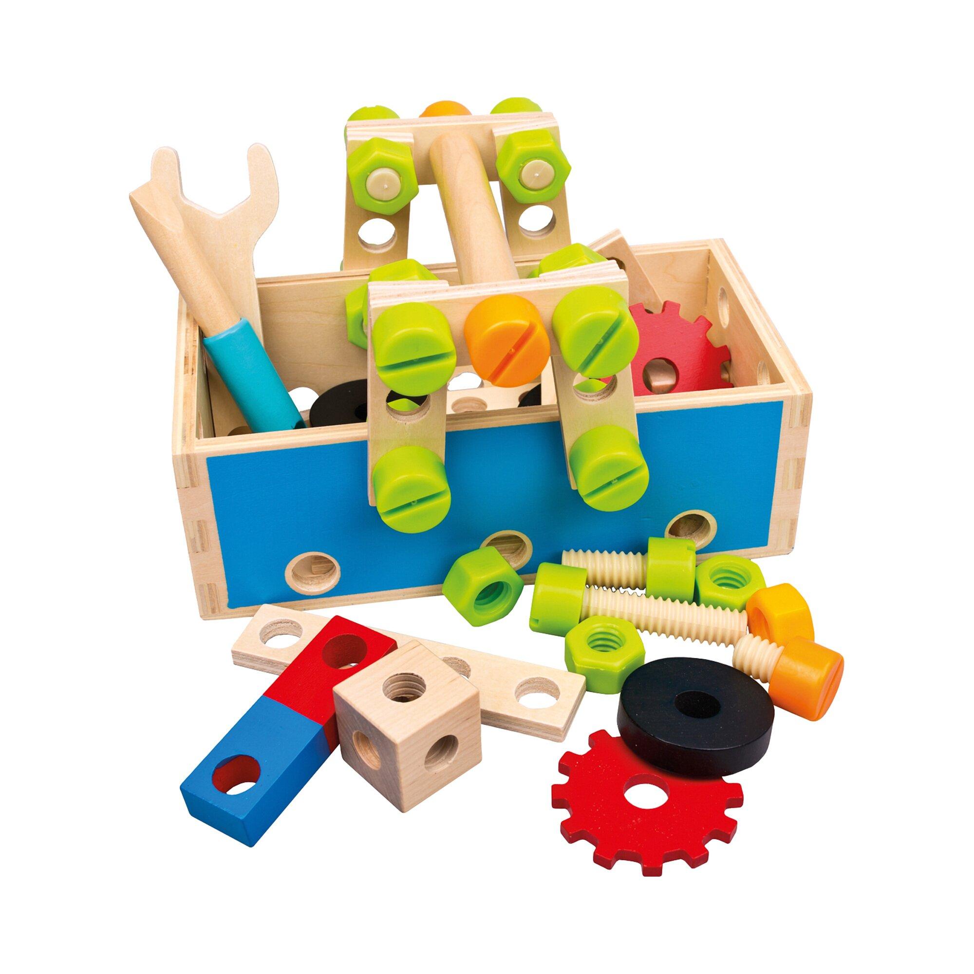 Bino Werkzeugkiste