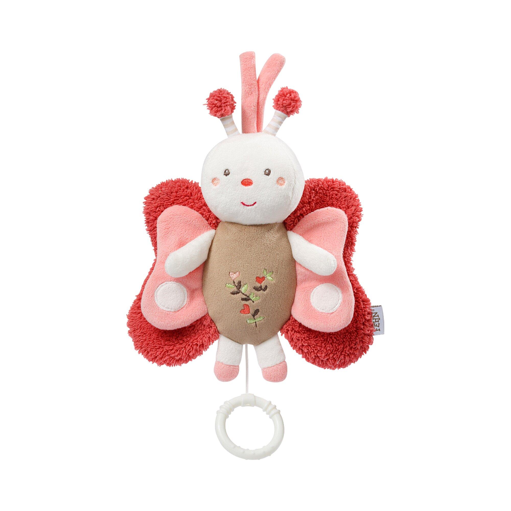 Fehn Spieluhr Schmetterling Garden Dreams 23cm