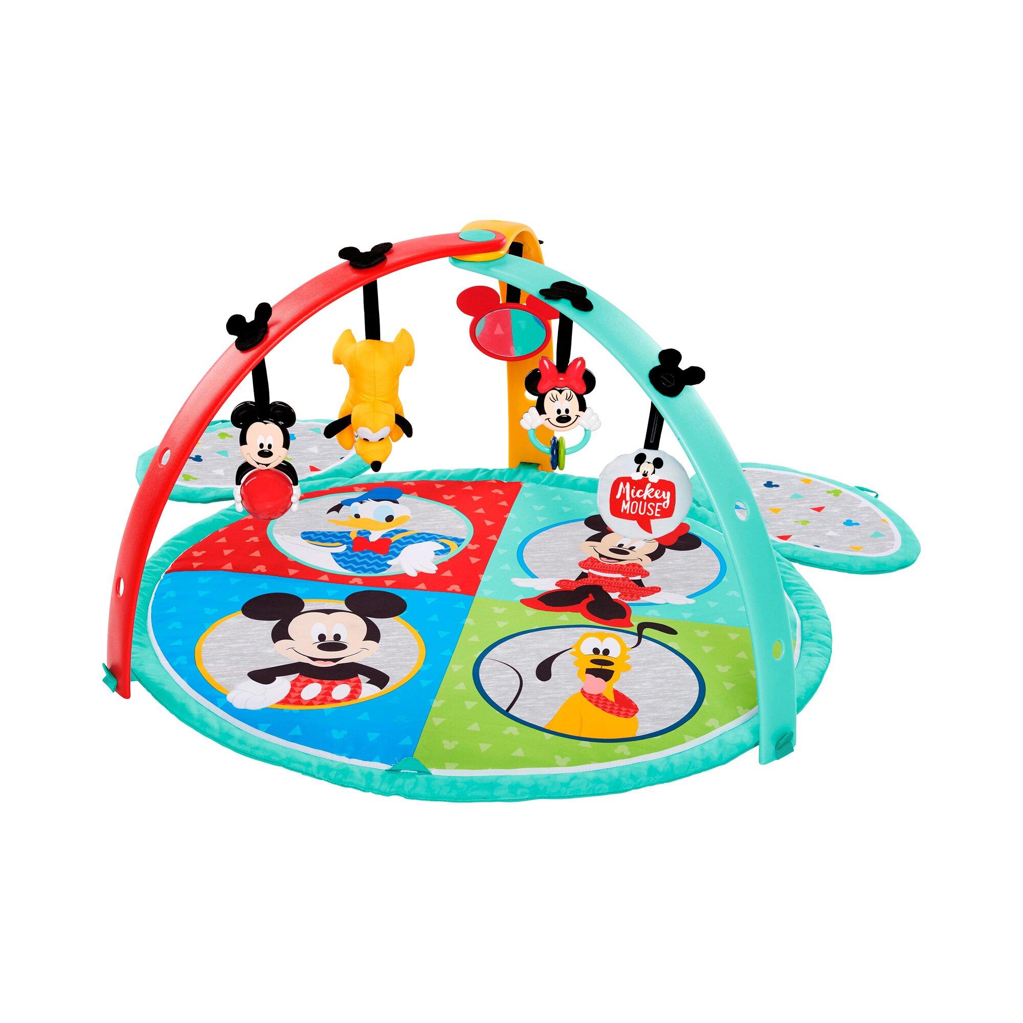 Disney Baby Spielbogen mit Spieldecke Mickey mehrfarbig