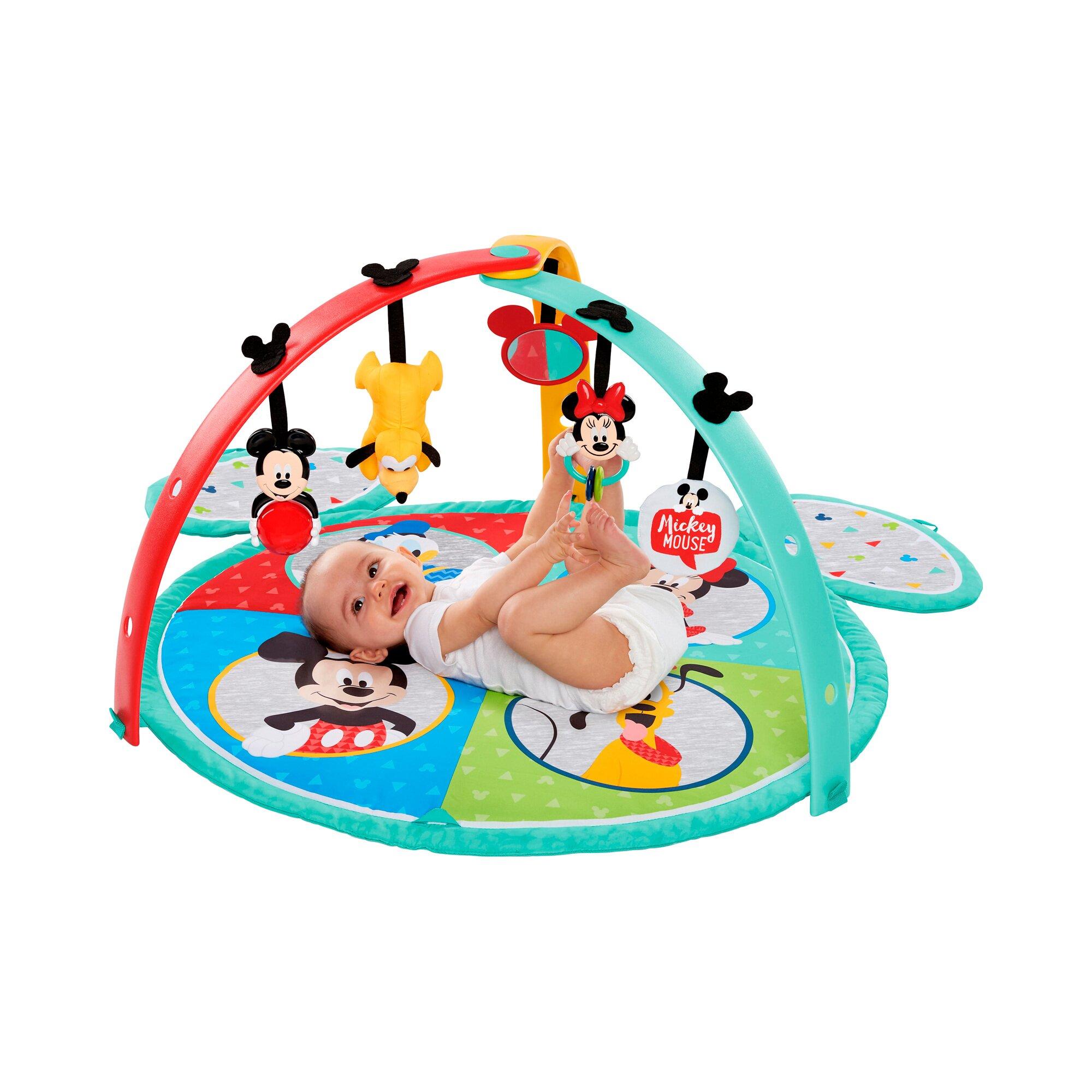 Disney Baby Spielbogen mit Spieldecke Mickey mehrfarbig Preisvergleich