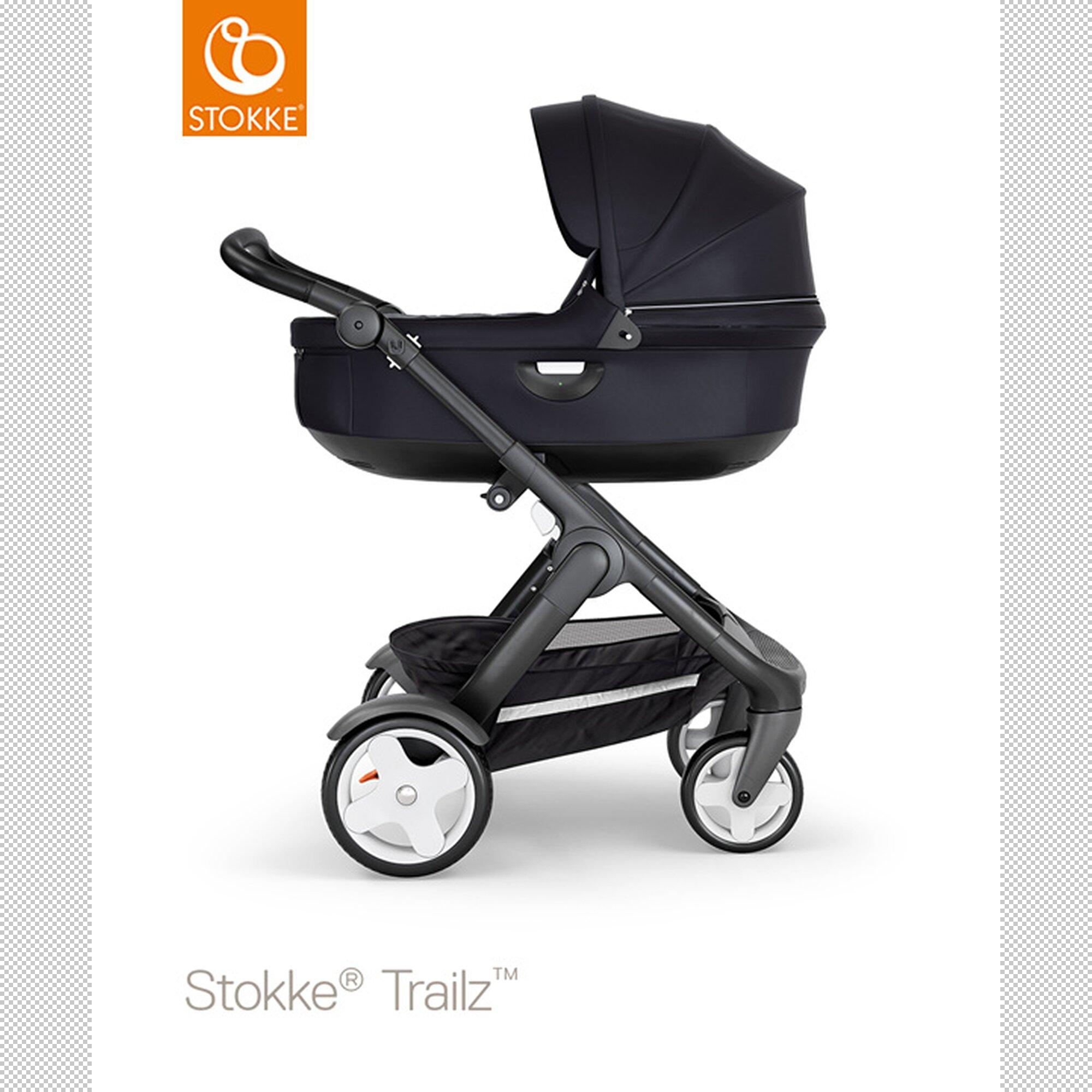 trailz-kinderwagengestell-classic-schwarz