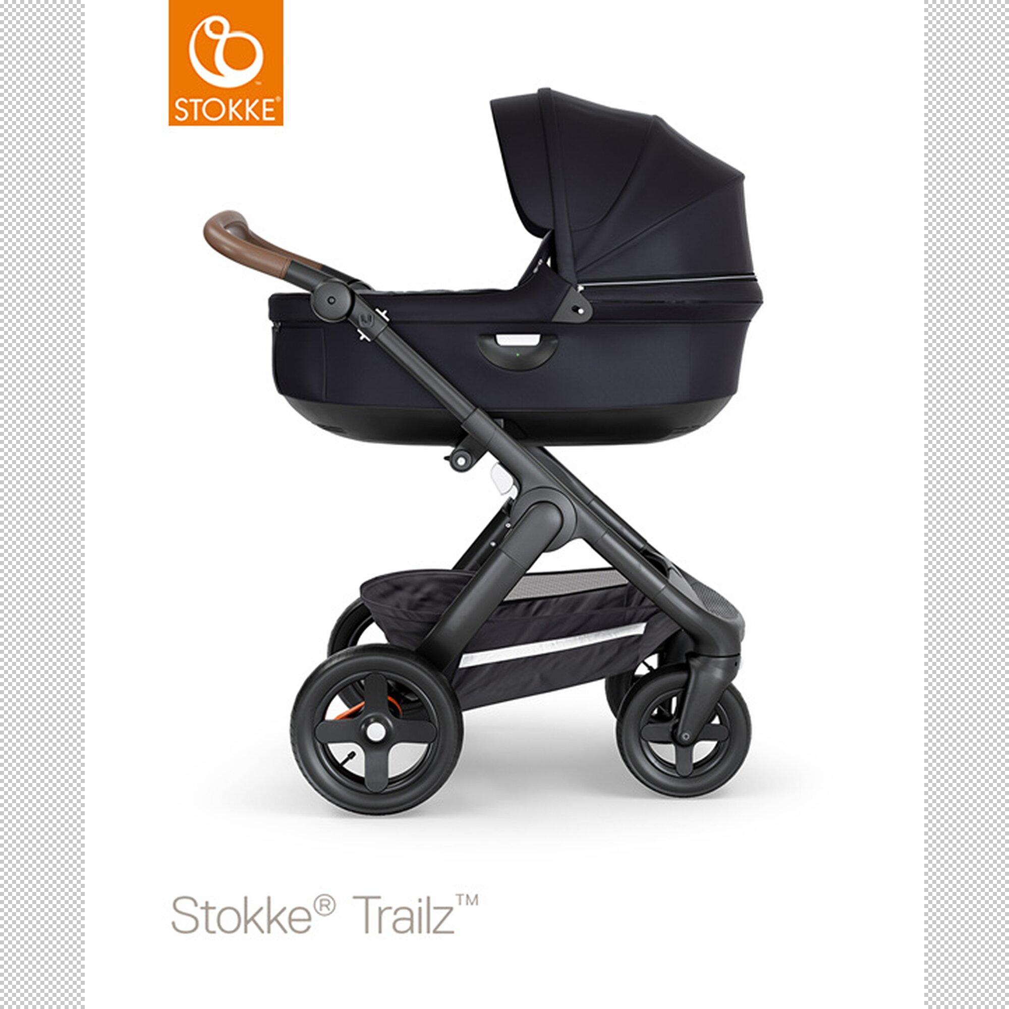 trailz-kinderwagengestell-terrain-schwarz