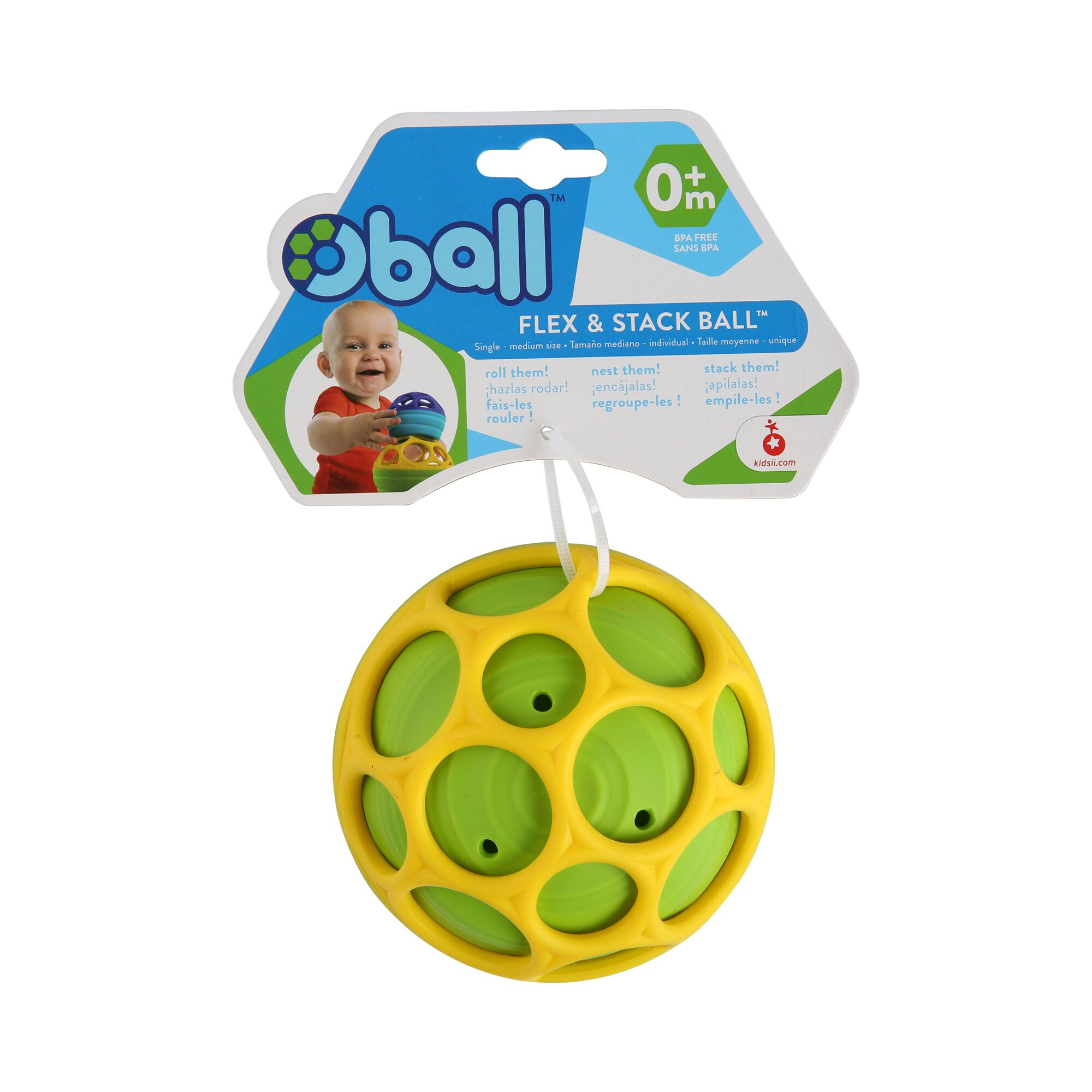 Oball Steck- Flexball mittel